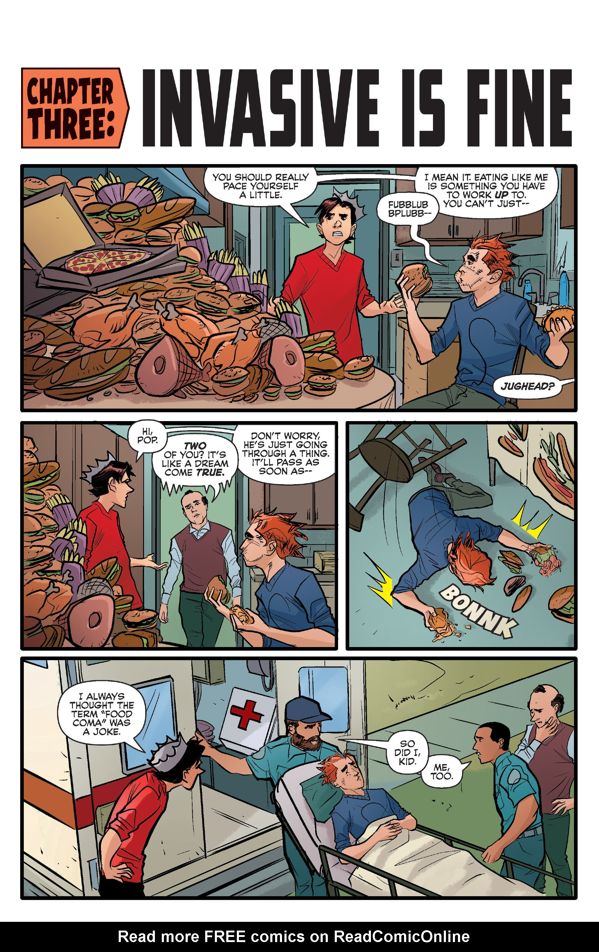 Read online Archie (2015) comic -  Issue #14 - 14
