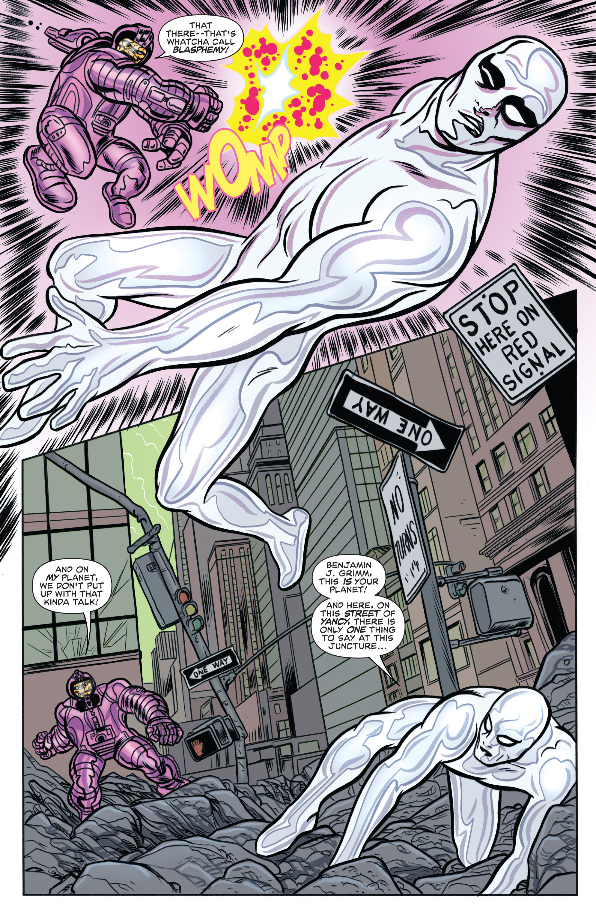 Read online Silver Surfer (2016) comic -  Issue #2 - 18