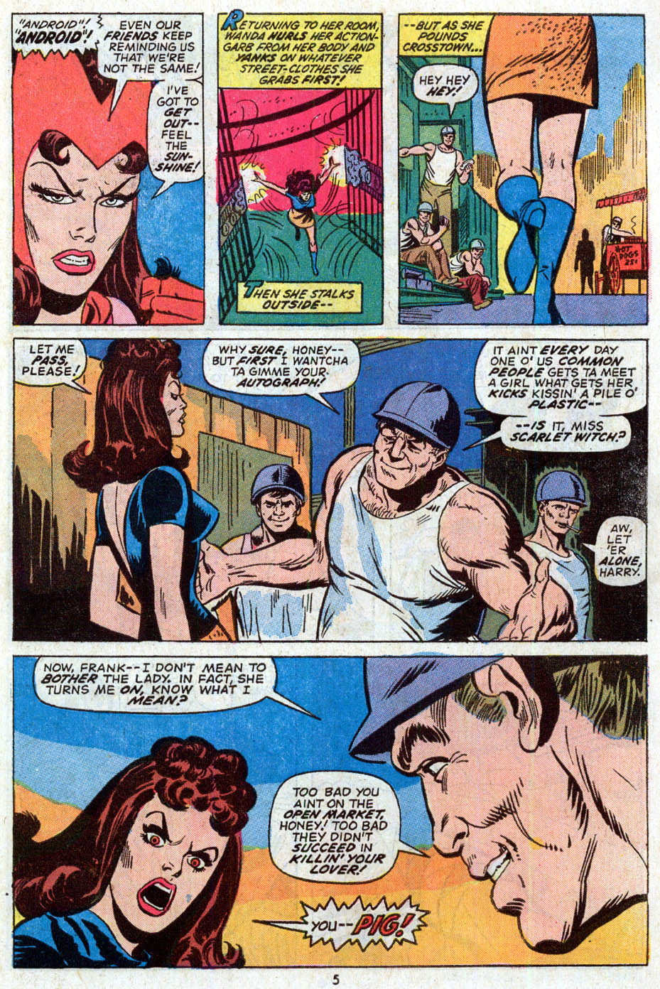 The Avengers (1963) 114 Page 4
