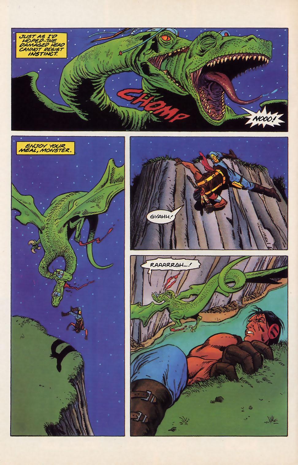 Read online Turok, Dinosaur Hunter (1993) comic -  Issue #18 - 17