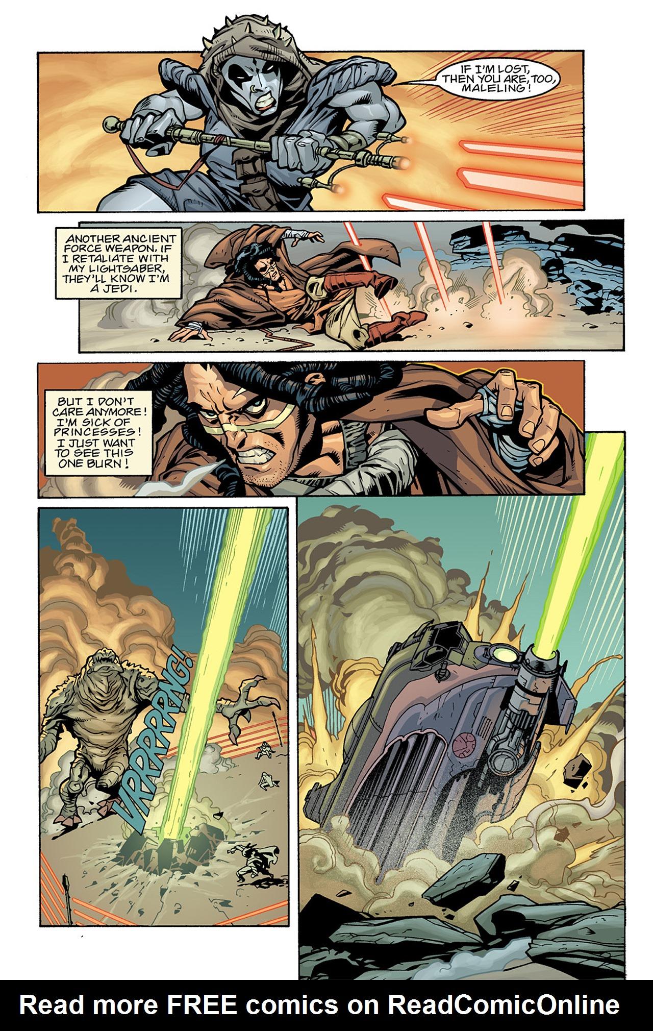 Read online Star Wars Omnibus comic -  Issue # Vol. 15 - 114