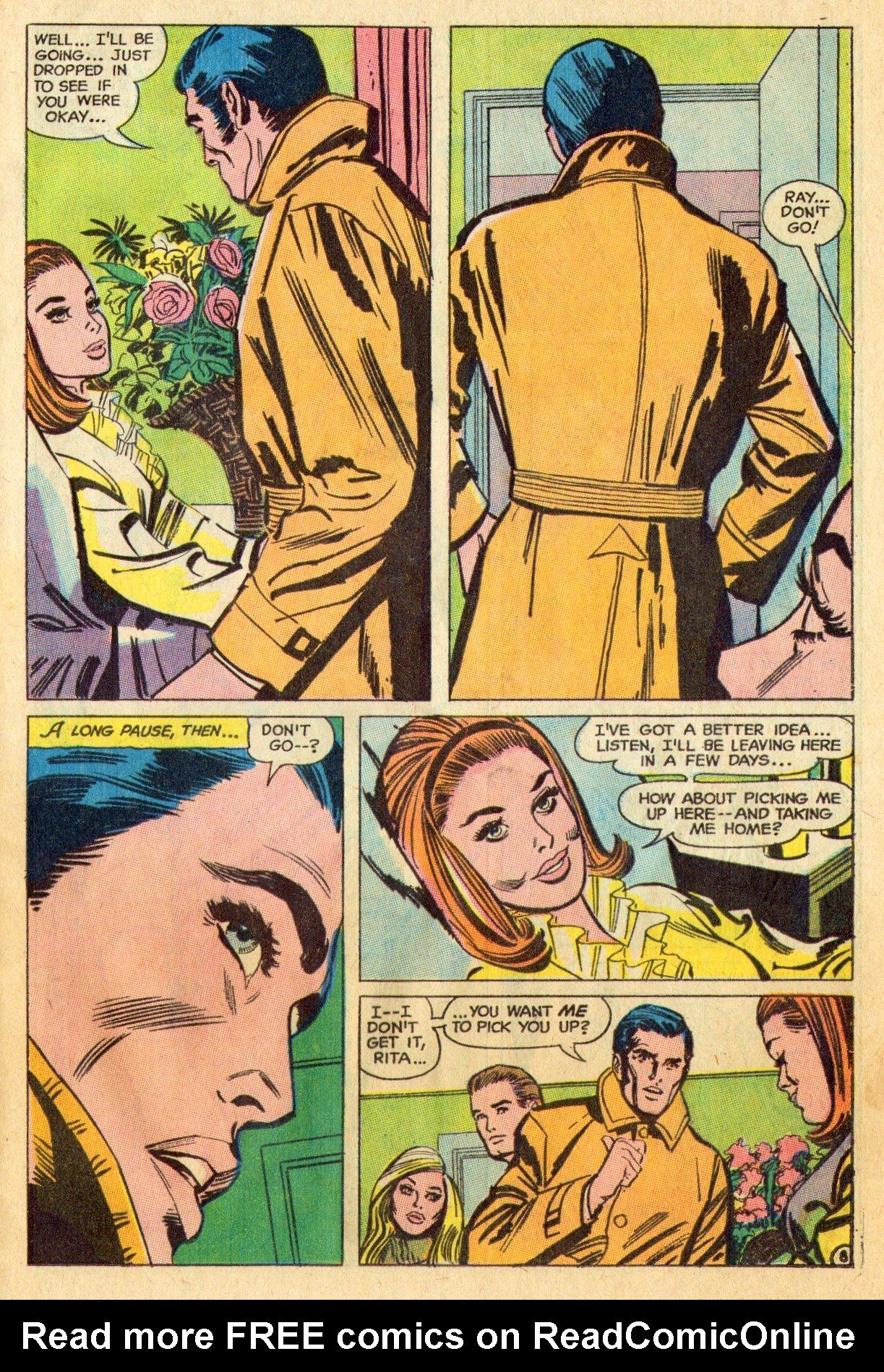Read online Secret Hearts comic -  Issue #136 - 25