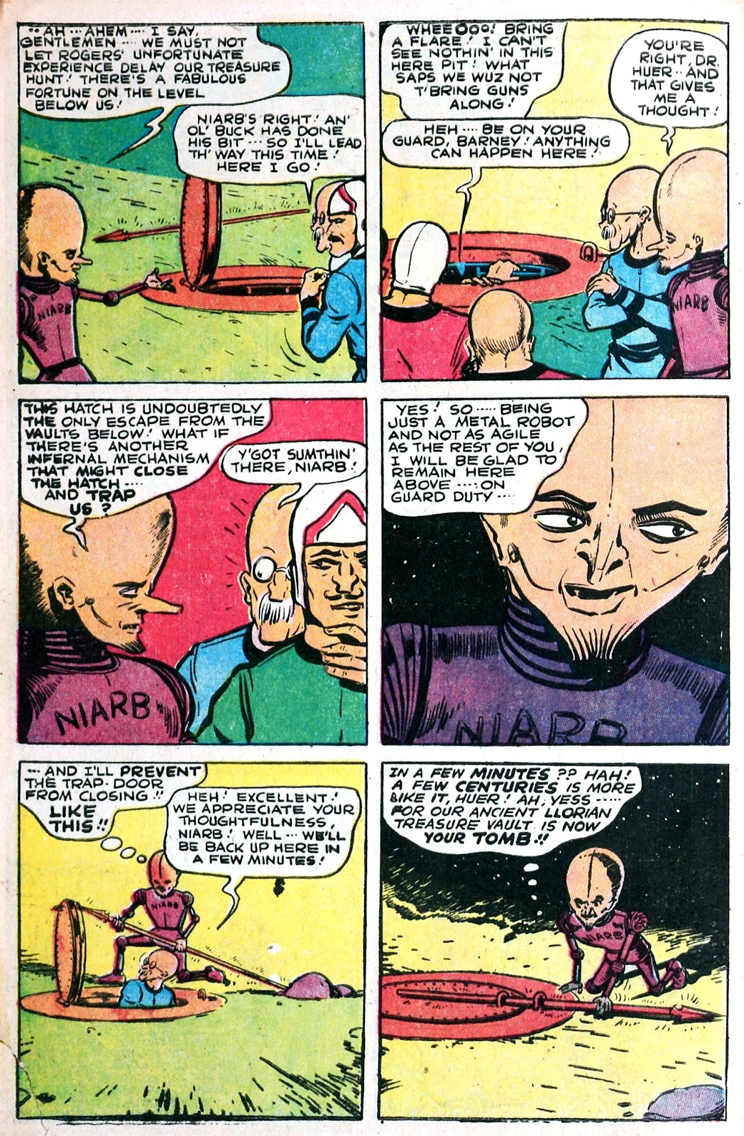 Read online Famous Funnies comic -  Issue #149 - 8