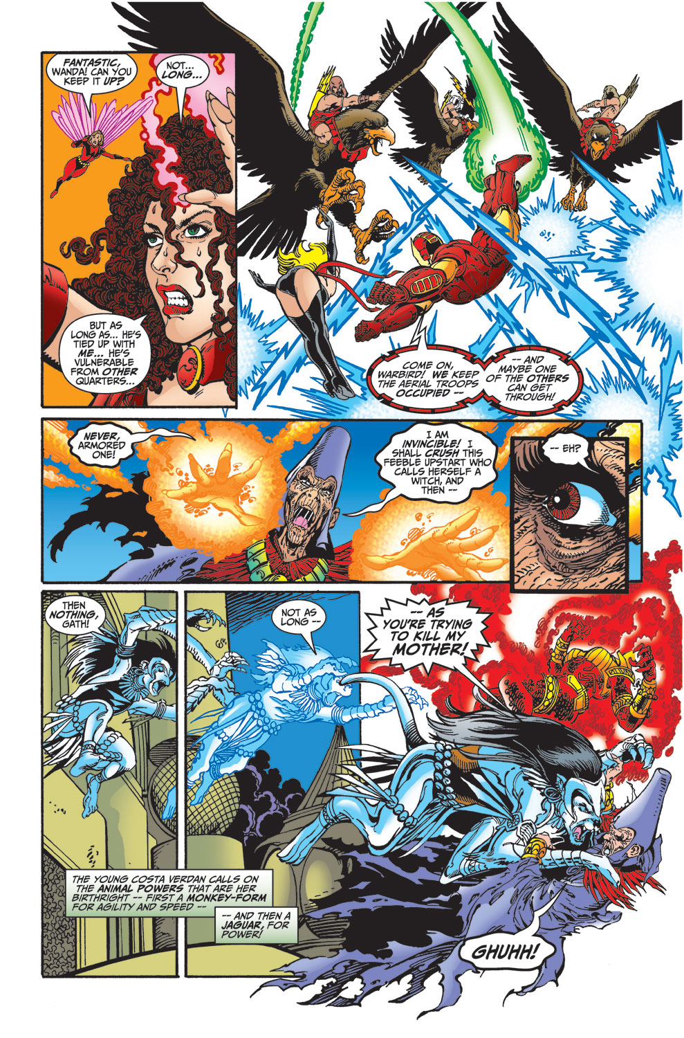 Read online Avengers (1998) comic -  Issue #30 - 13