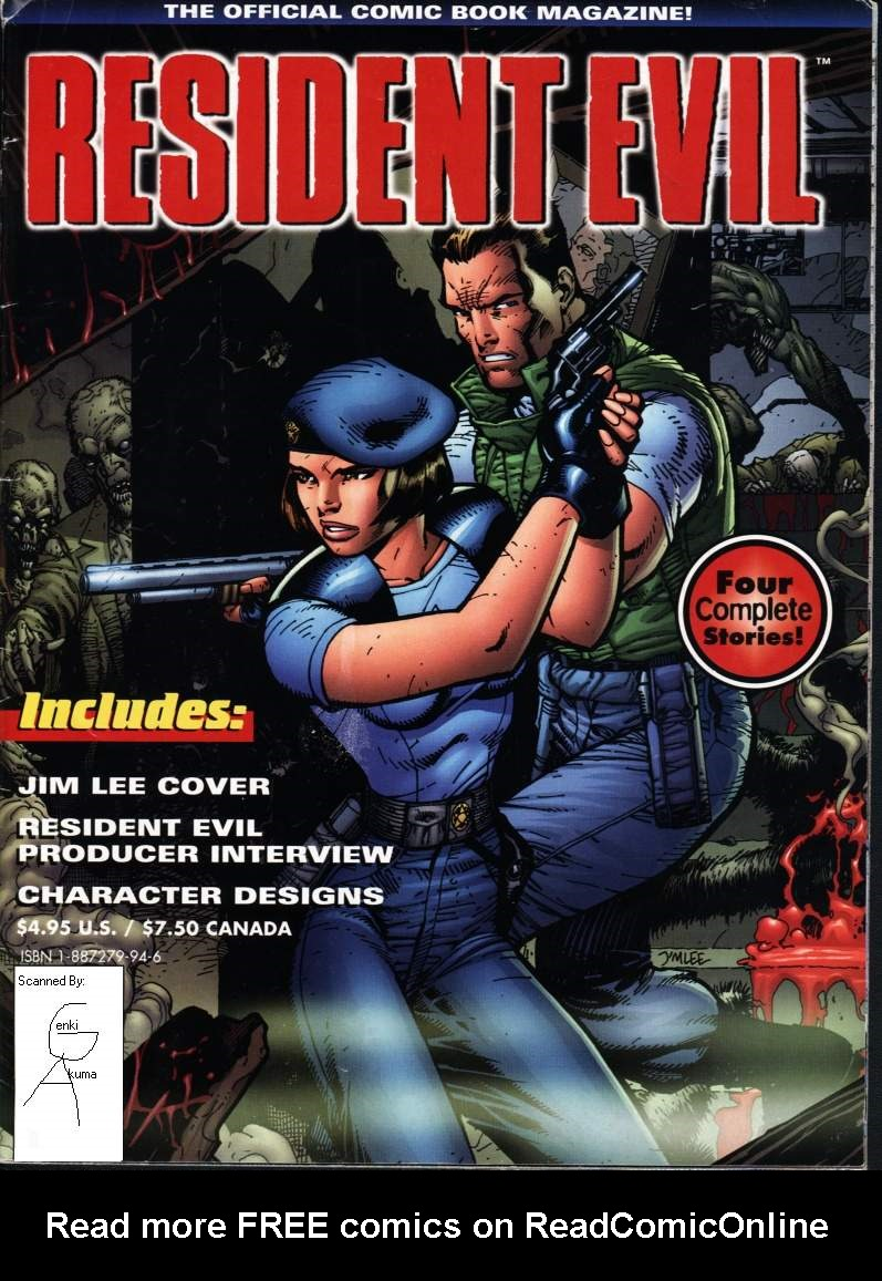 Resident Evil (1998) Issue #1 #1 - English 1