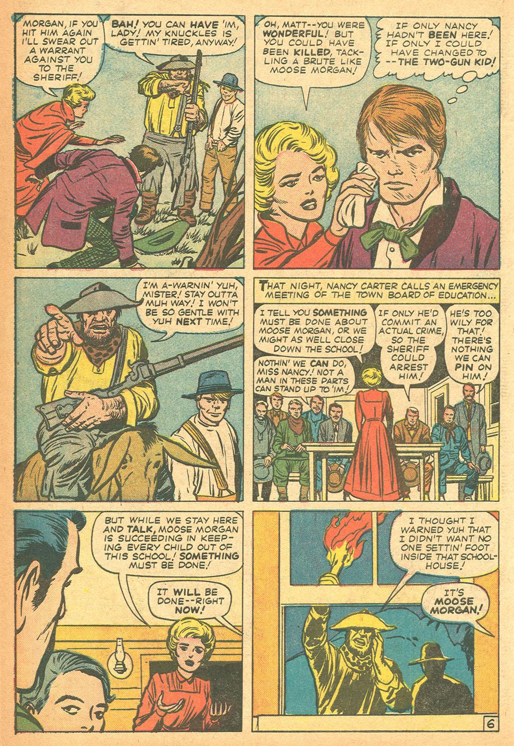 Read online Two-Gun Kid comic -  Issue #62 - 10