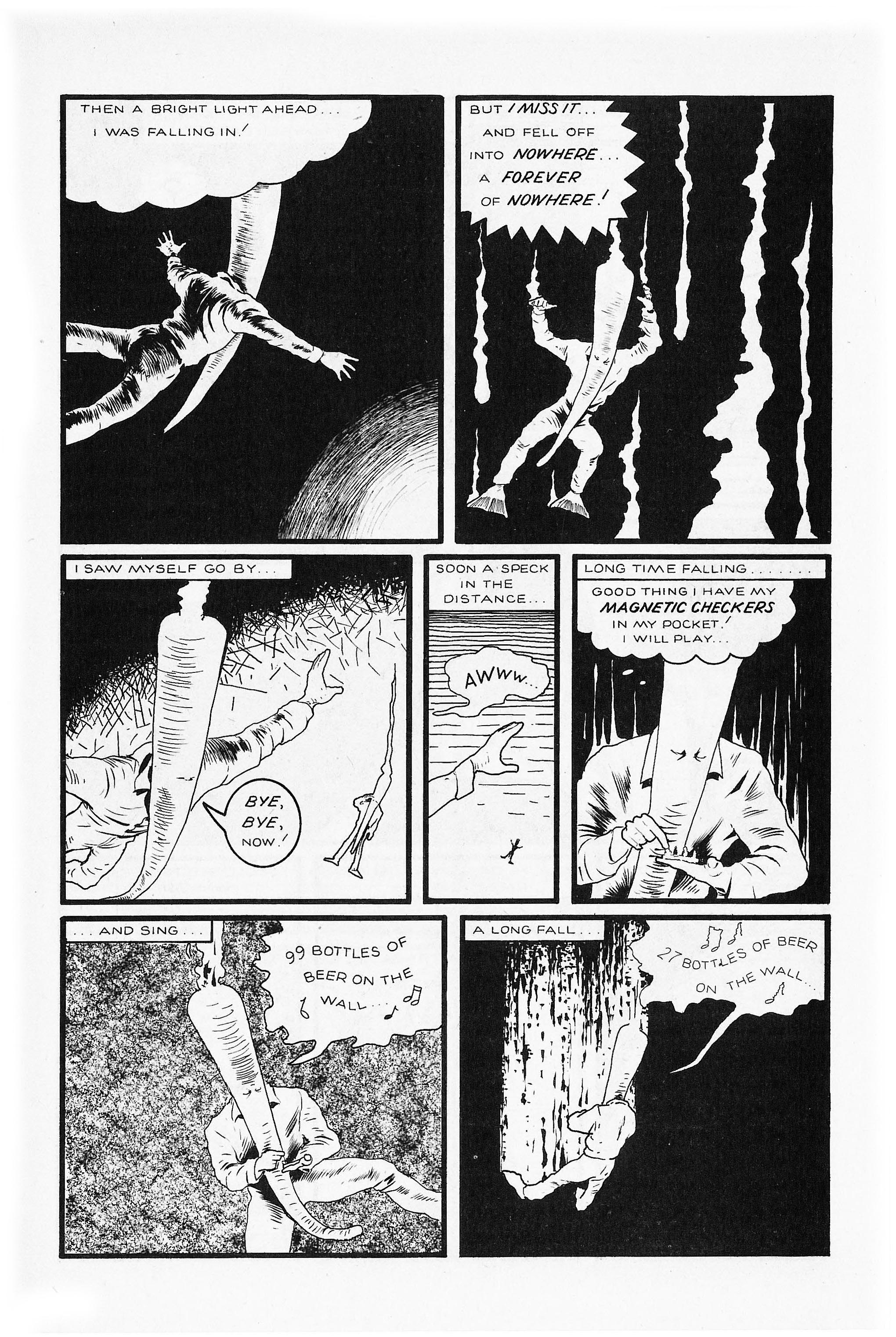 Read online Flaming Carrot Comics (1984) comic -  Issue #8 - 7