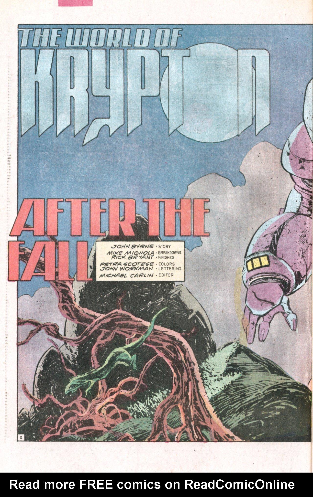 Read online World of Krypton comic -  Issue #2 - 5