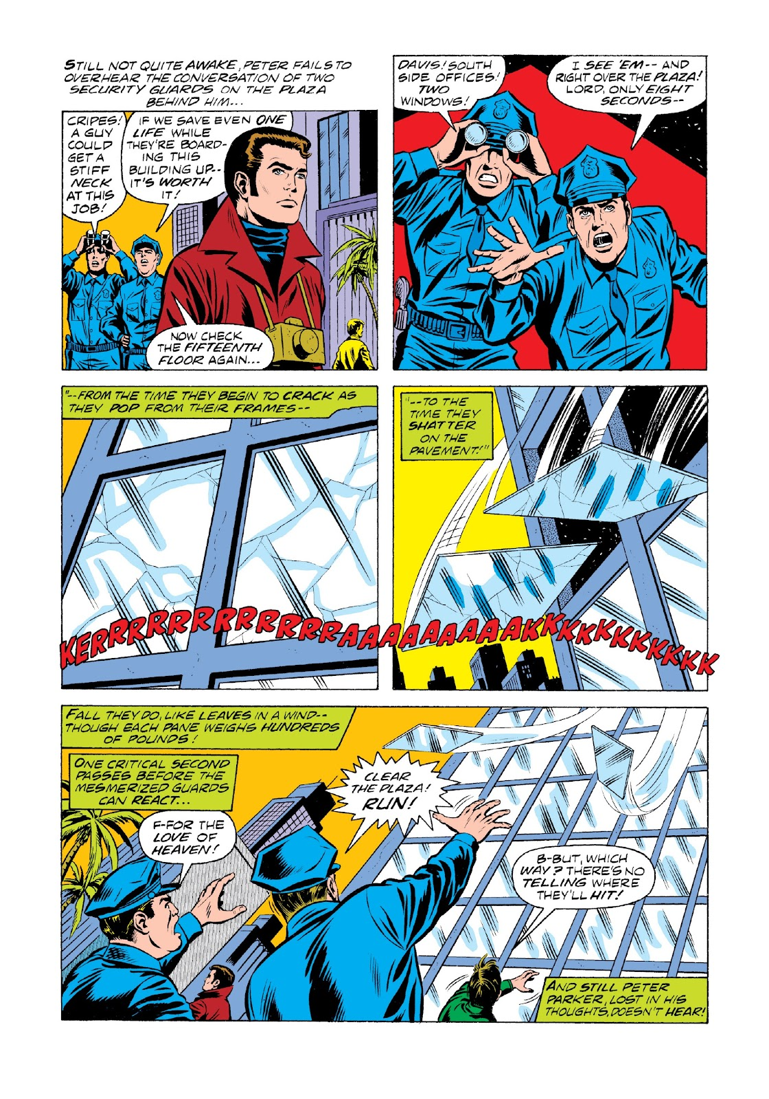 Read online Marvel Masterworks: The Spectacular Spider-Man comic -  Issue # TPB 2 (Part 1) - 29