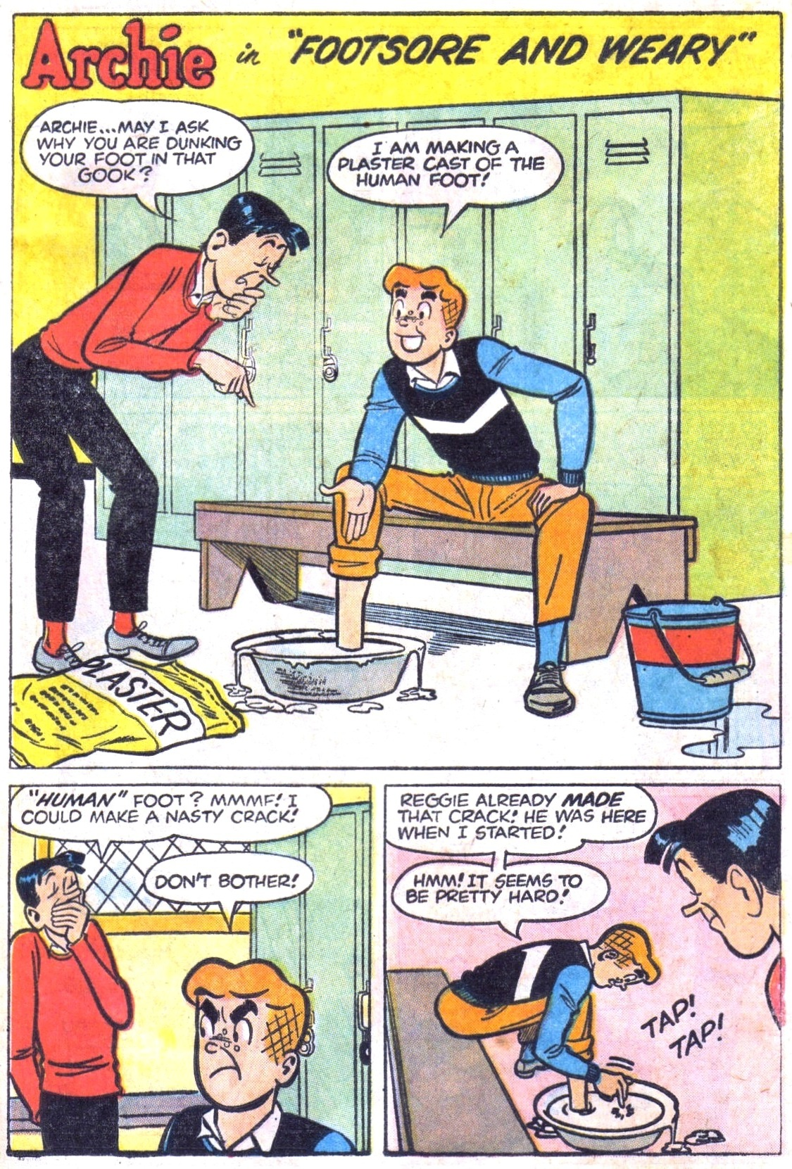 Read online Archie (1960) comic -  Issue #148 - 13