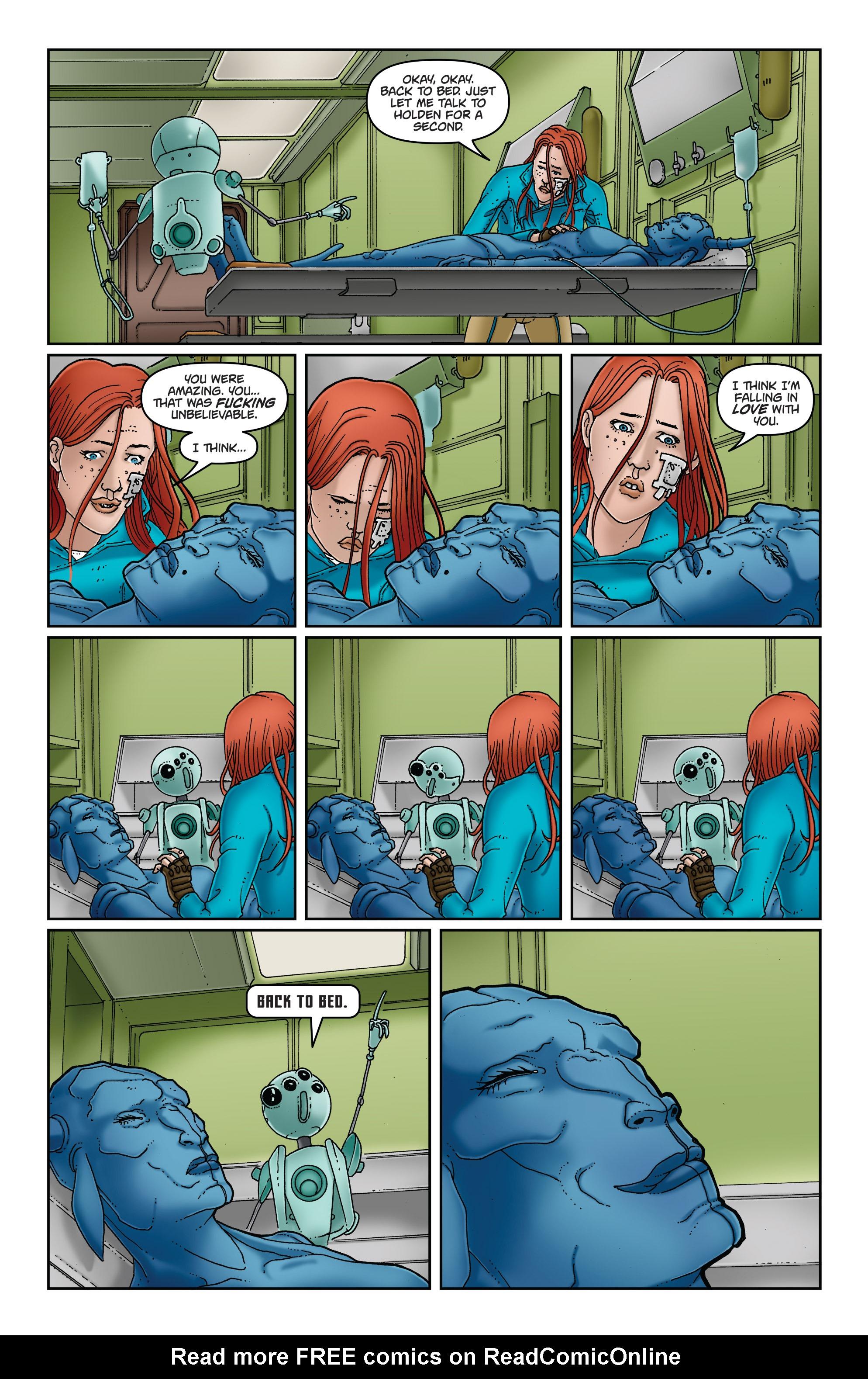 Read online Satellite Falling comic -  Issue #5 - 14