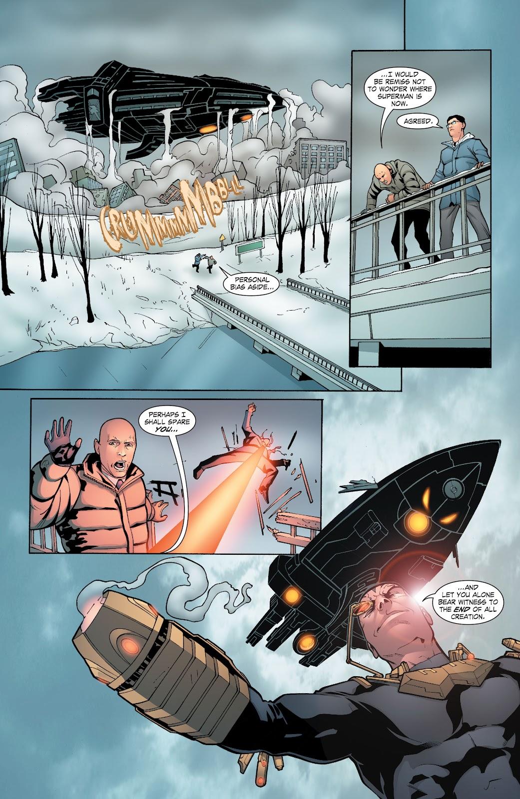 Read online Smallville Season 11 [II] comic -  Issue # TPB 6 - 141