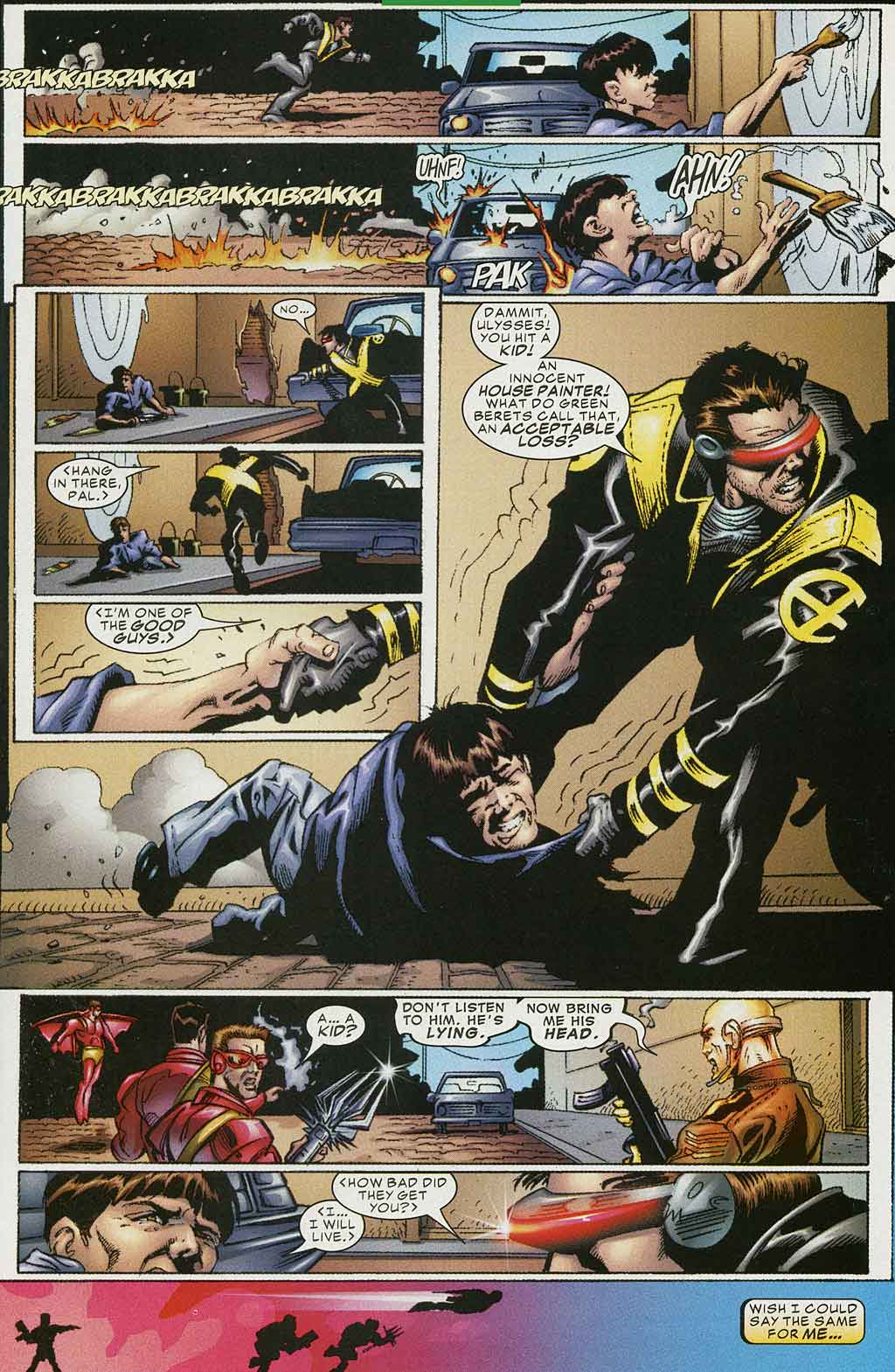 Read online Cyclops (2001) comic -  Issue #4 - 15