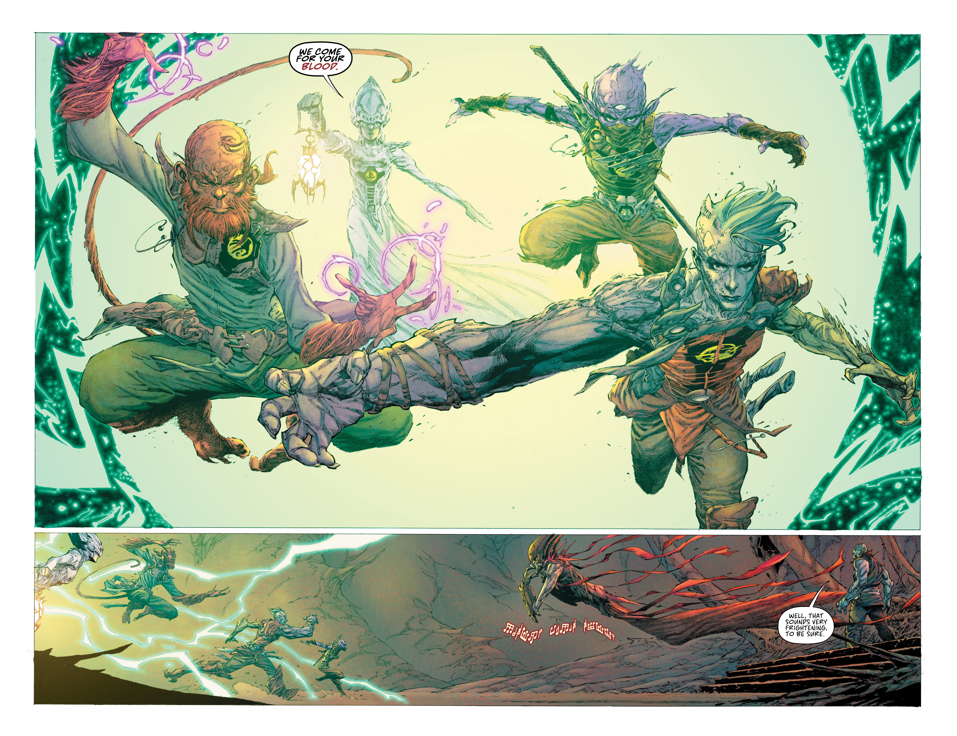 Read online Seven To Eternity comic -  Issue #2 - 17
