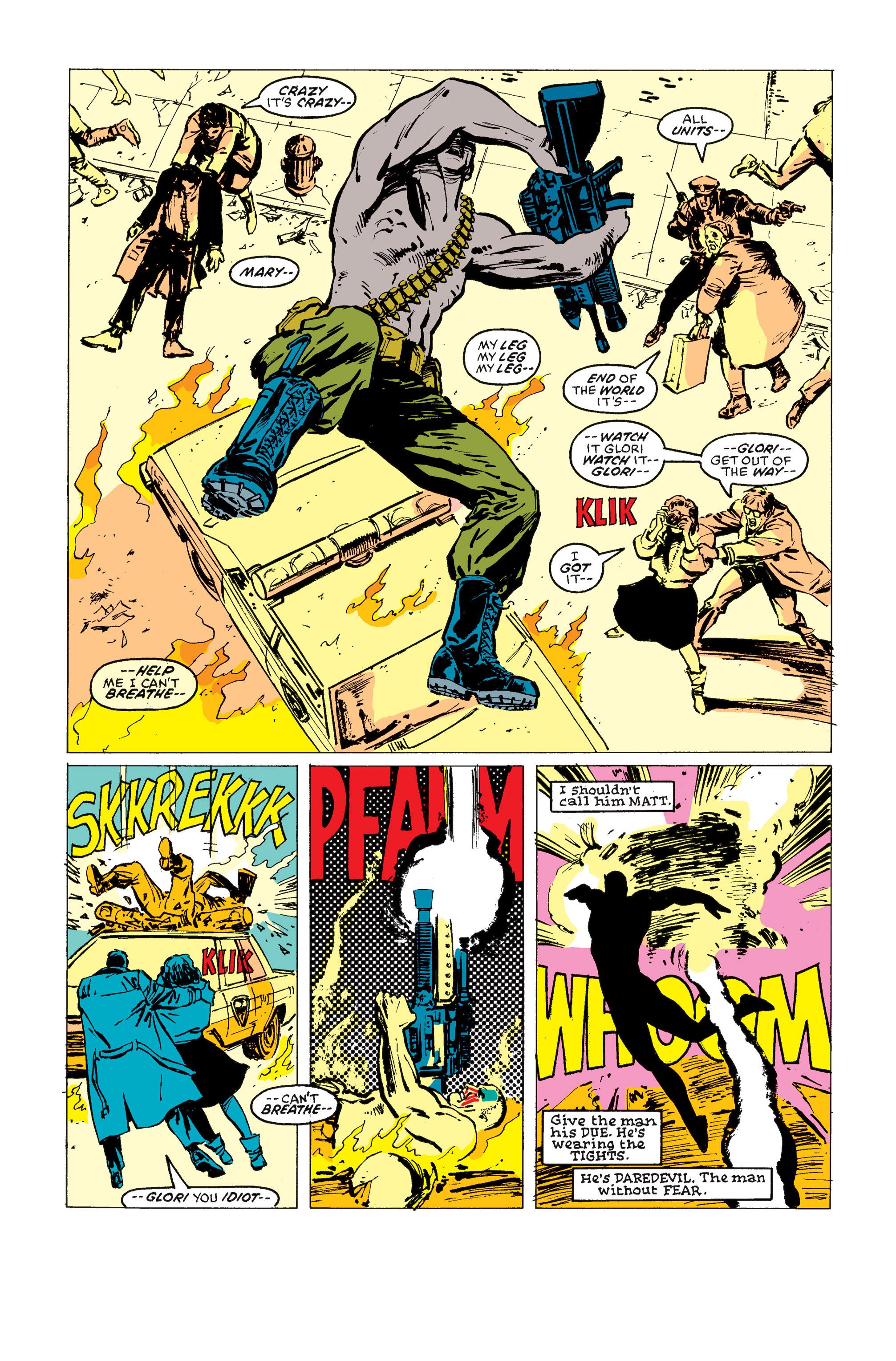 Read online Daredevil: Born Again comic -  Issue # Full - 175