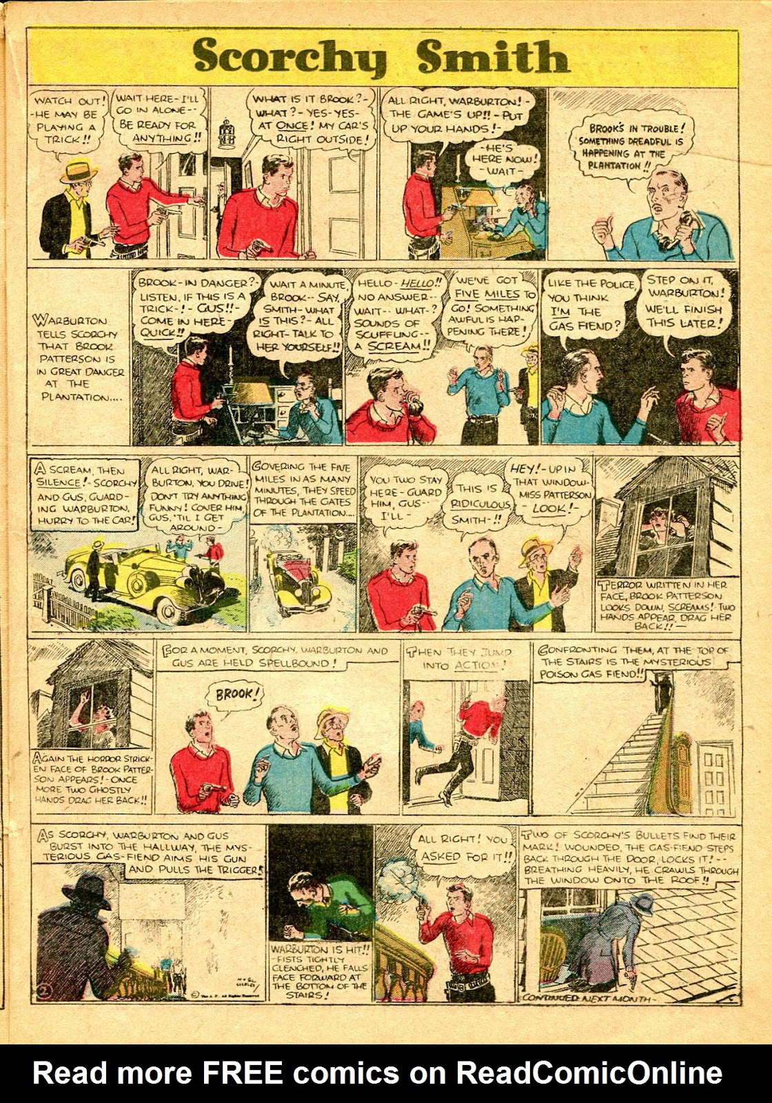 Read online Famous Funnies comic -  Issue #31 - 29