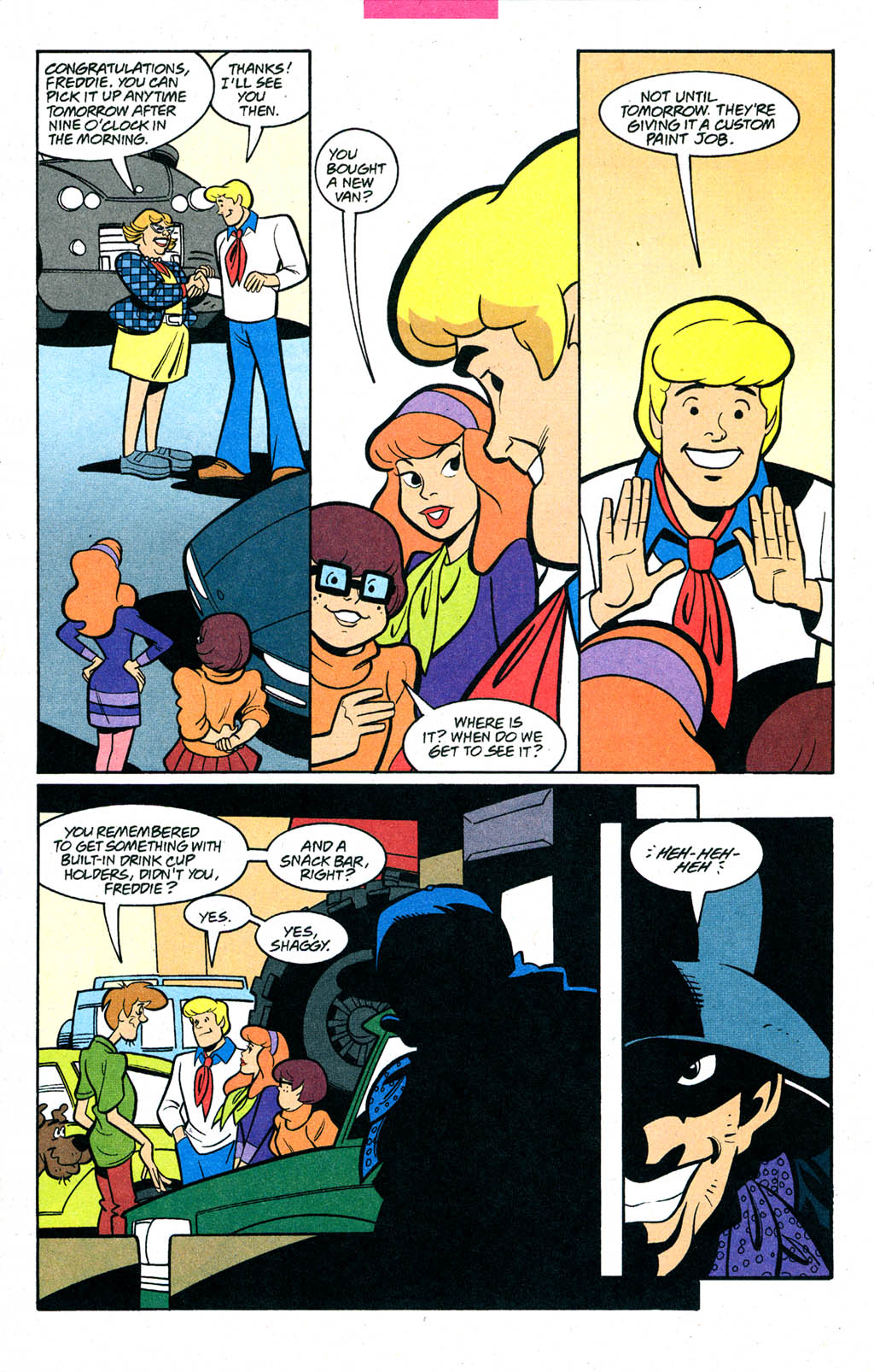 Read online Scooby-Doo (1997) comic -  Issue #90 - 34