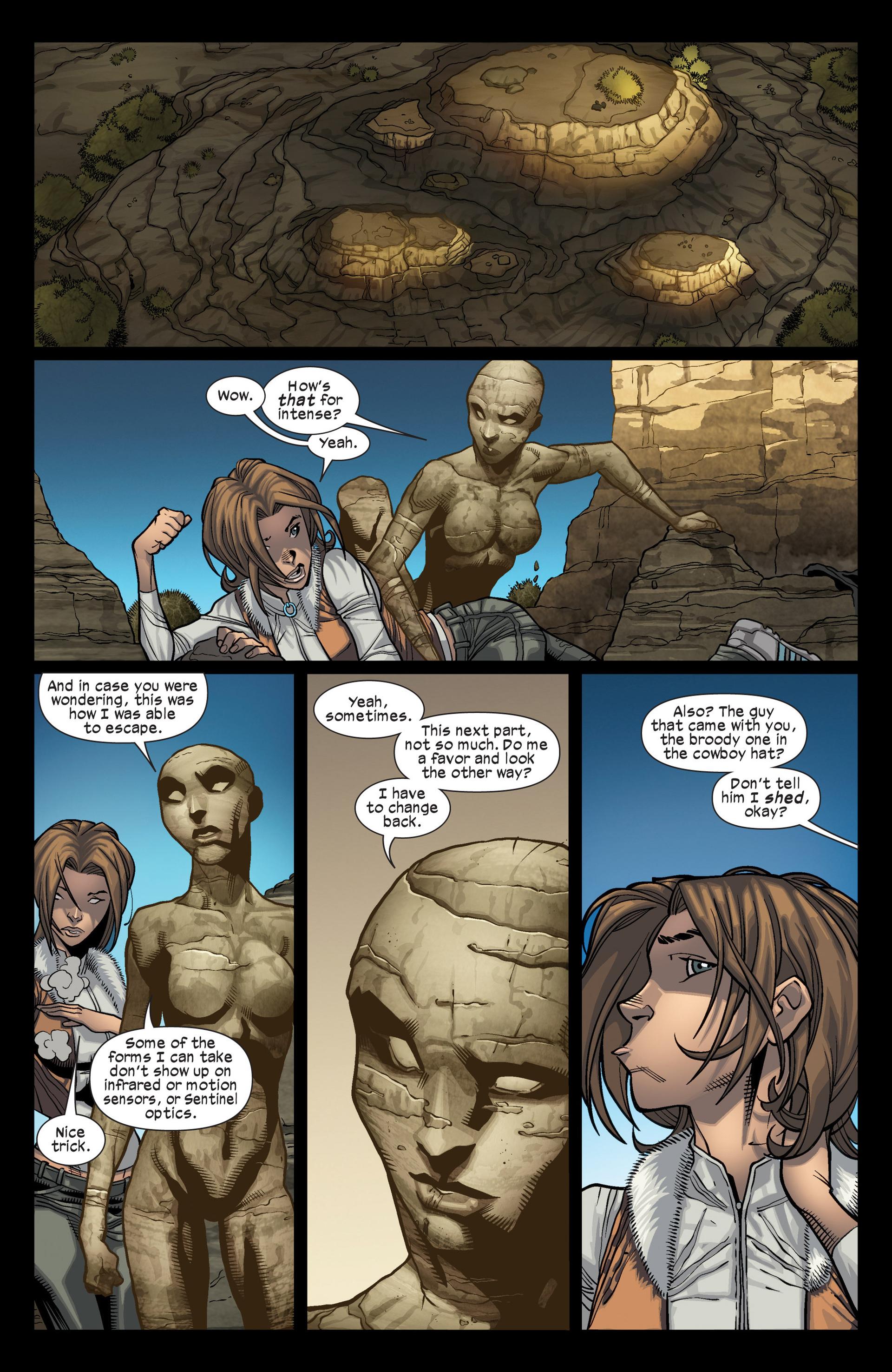 Read online Ultimate Comics X-Men comic -  Issue #16 - 10