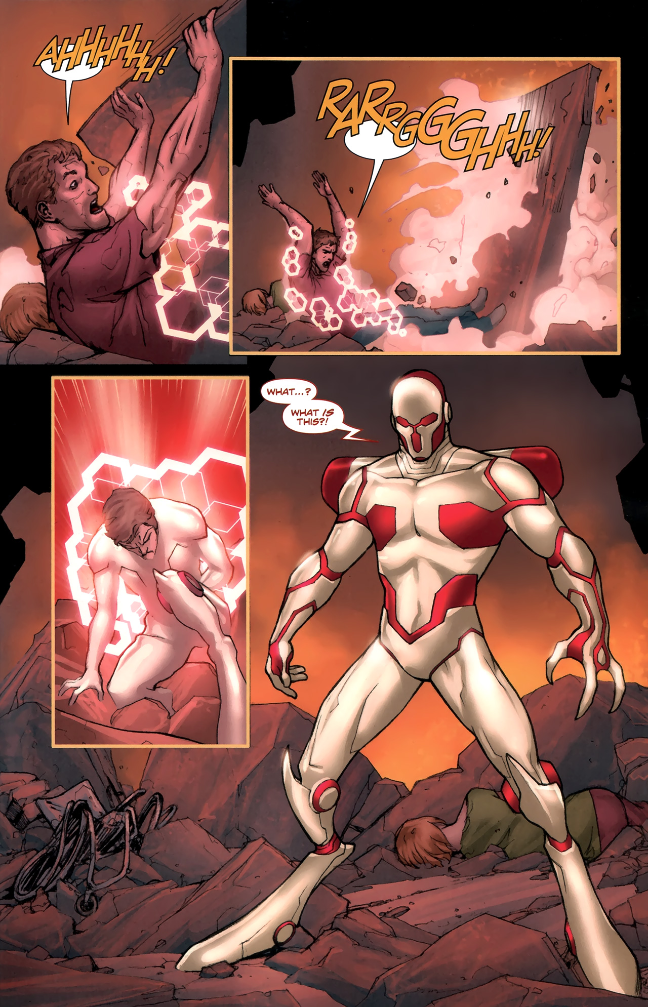Read online Soldier Zero comic -  Issue #1 - 22