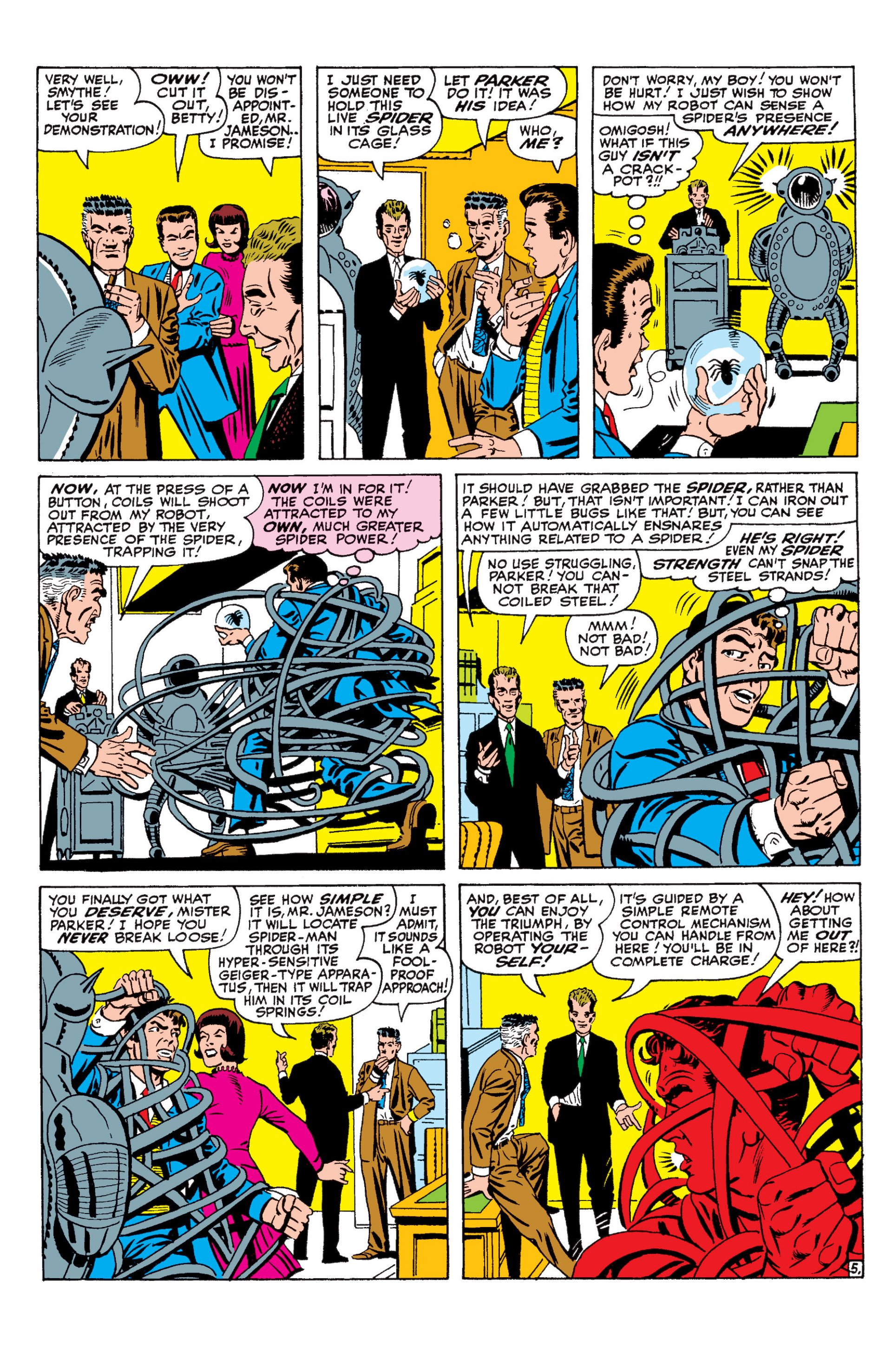 The Amazing Spider-Man (1963) 25 Page 5