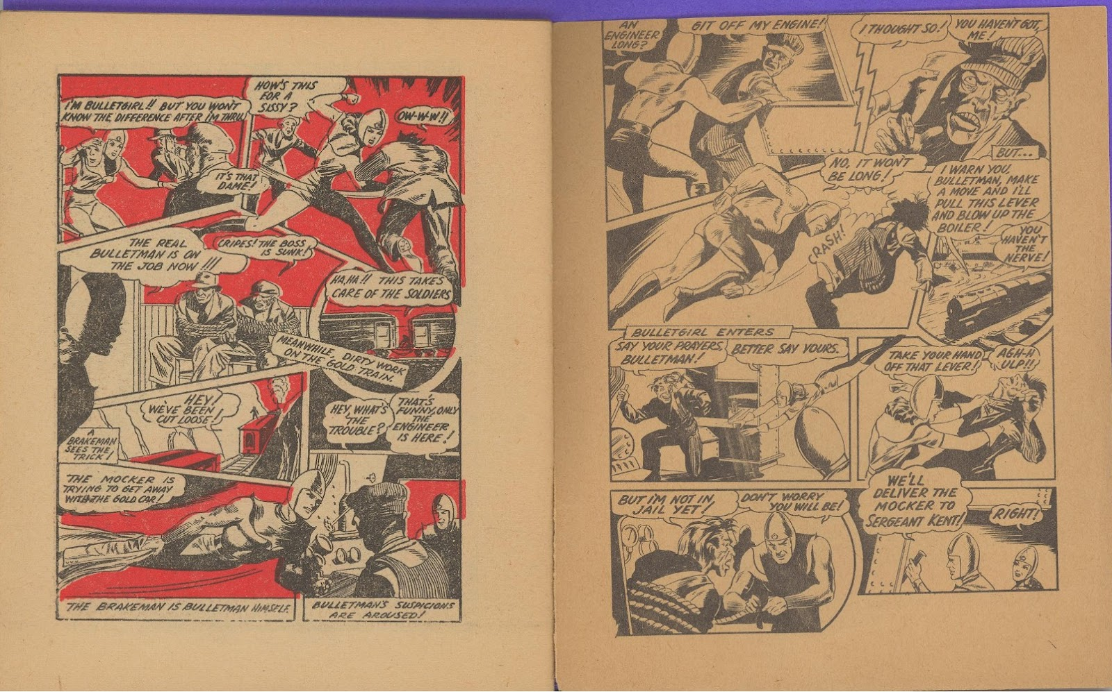 Bulletman issue 11 - Page 18