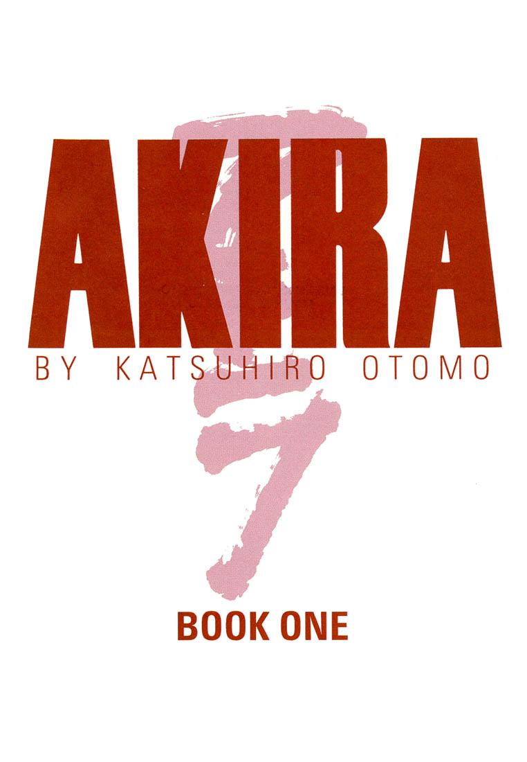 Read online Akira comic -  Issue #1 - 66