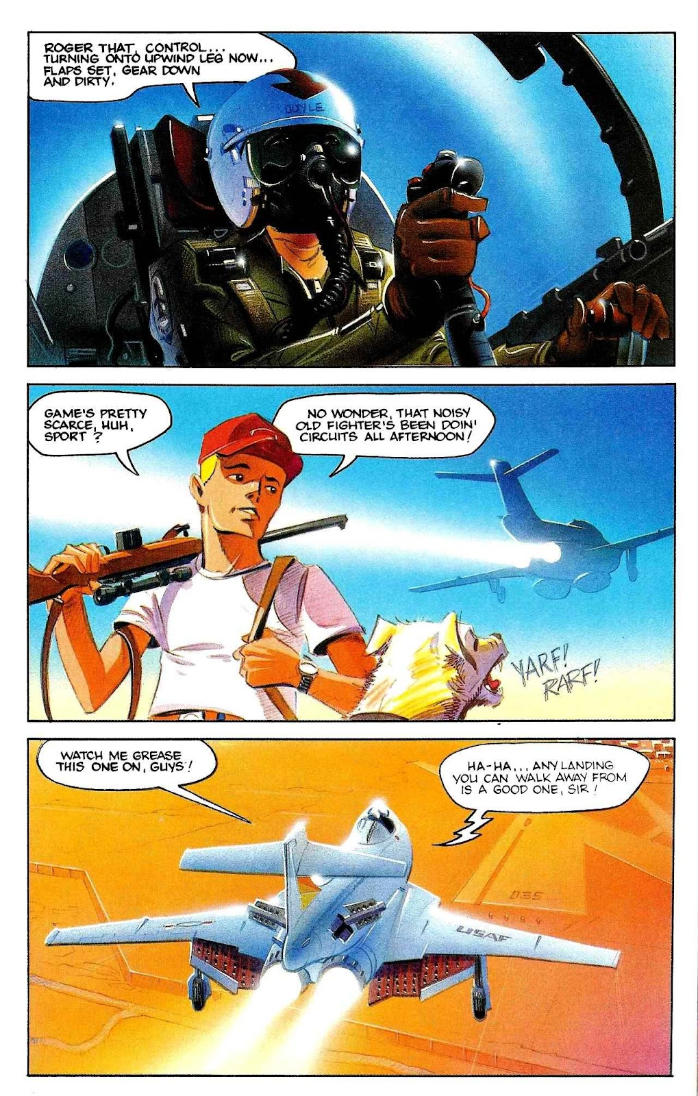 Tempus Fugitive issue 1 - Page 7