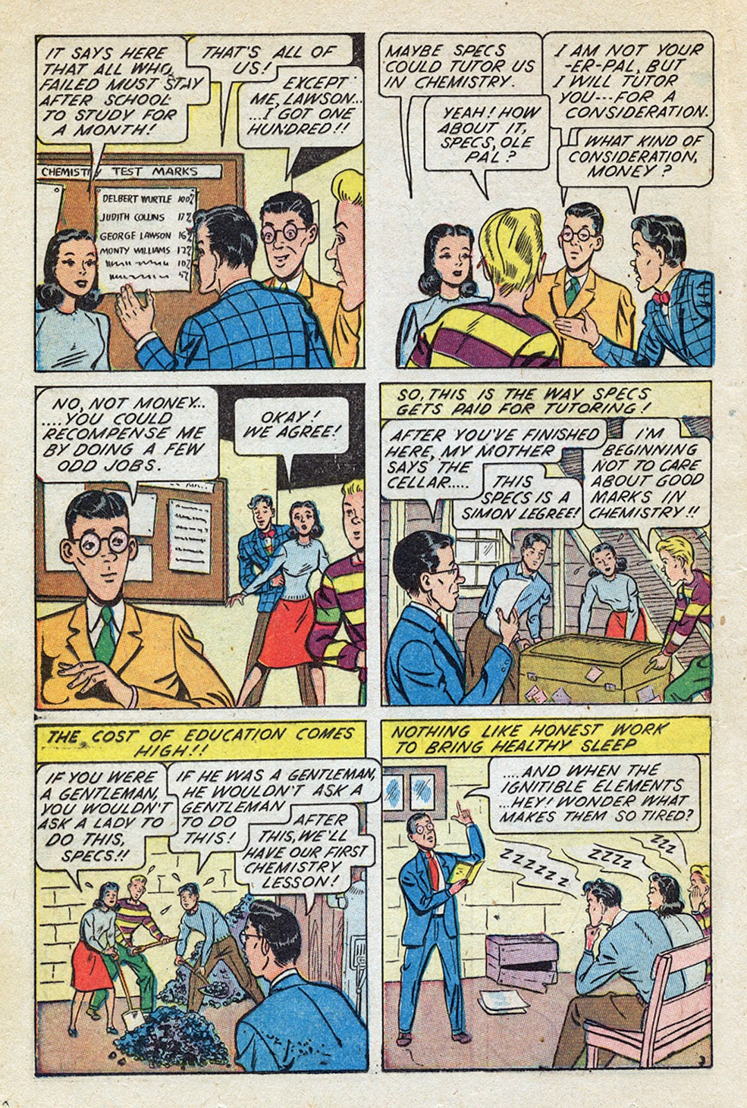 Georgie Comics (1945) issue 4 - Page 20