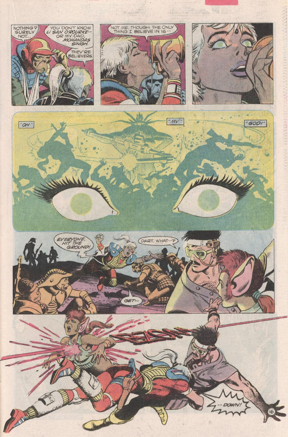 Read online Atari Force (1984) comic -  Issue #2 - 18
