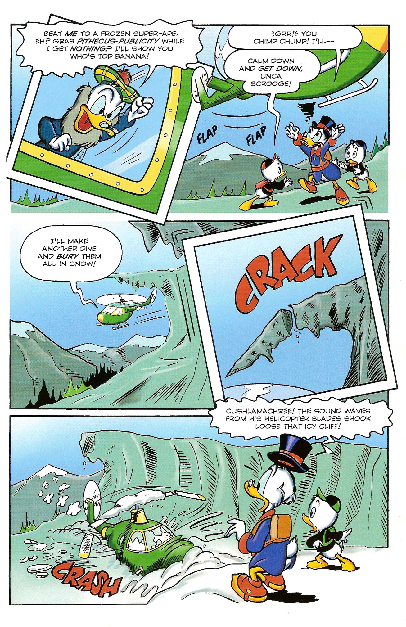 Read online Uncle Scrooge (1953) comic -  Issue #398 - 9