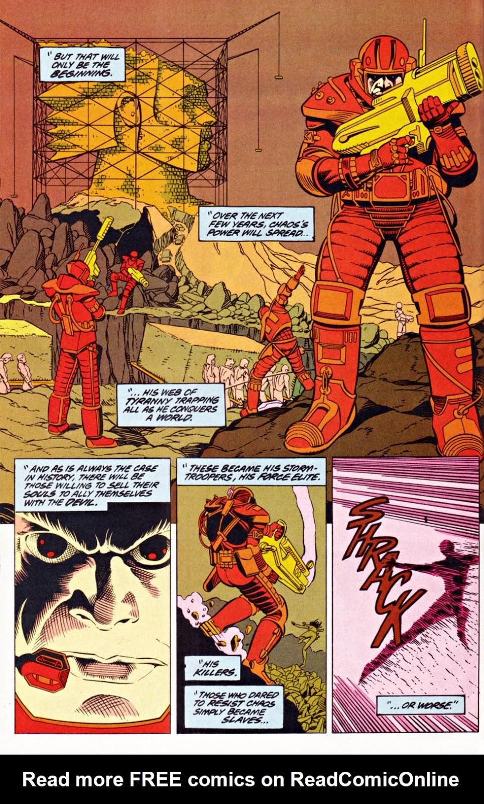 Read online Team Titans comic -  Issue #1e - 31