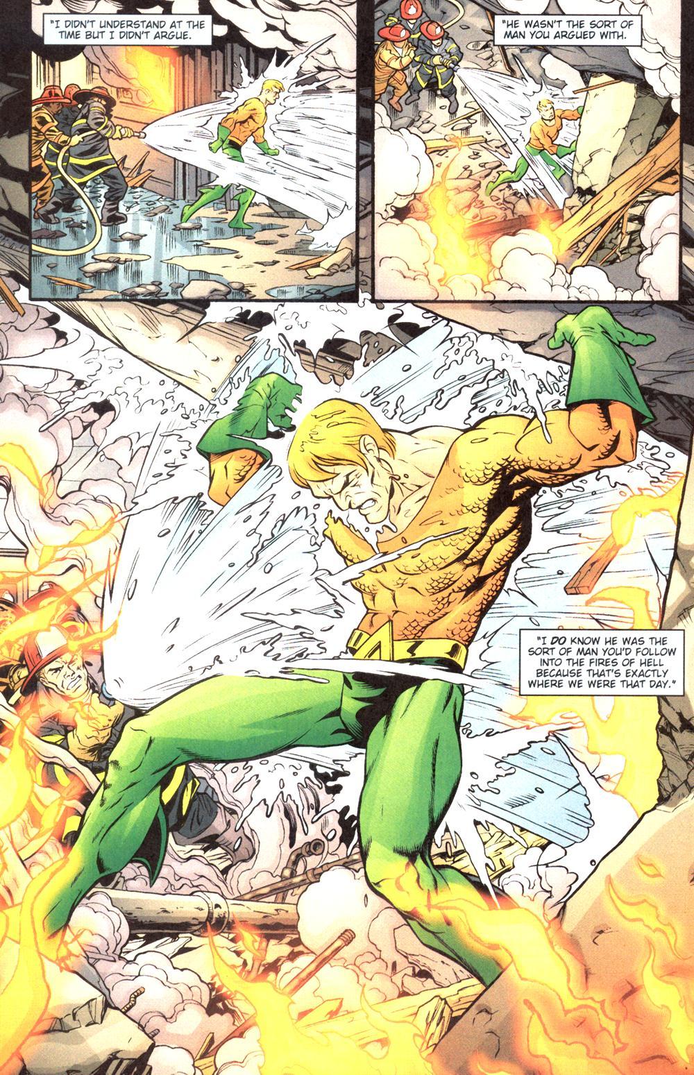 Read online Aquaman (2003) comic -  Issue #14 - 15