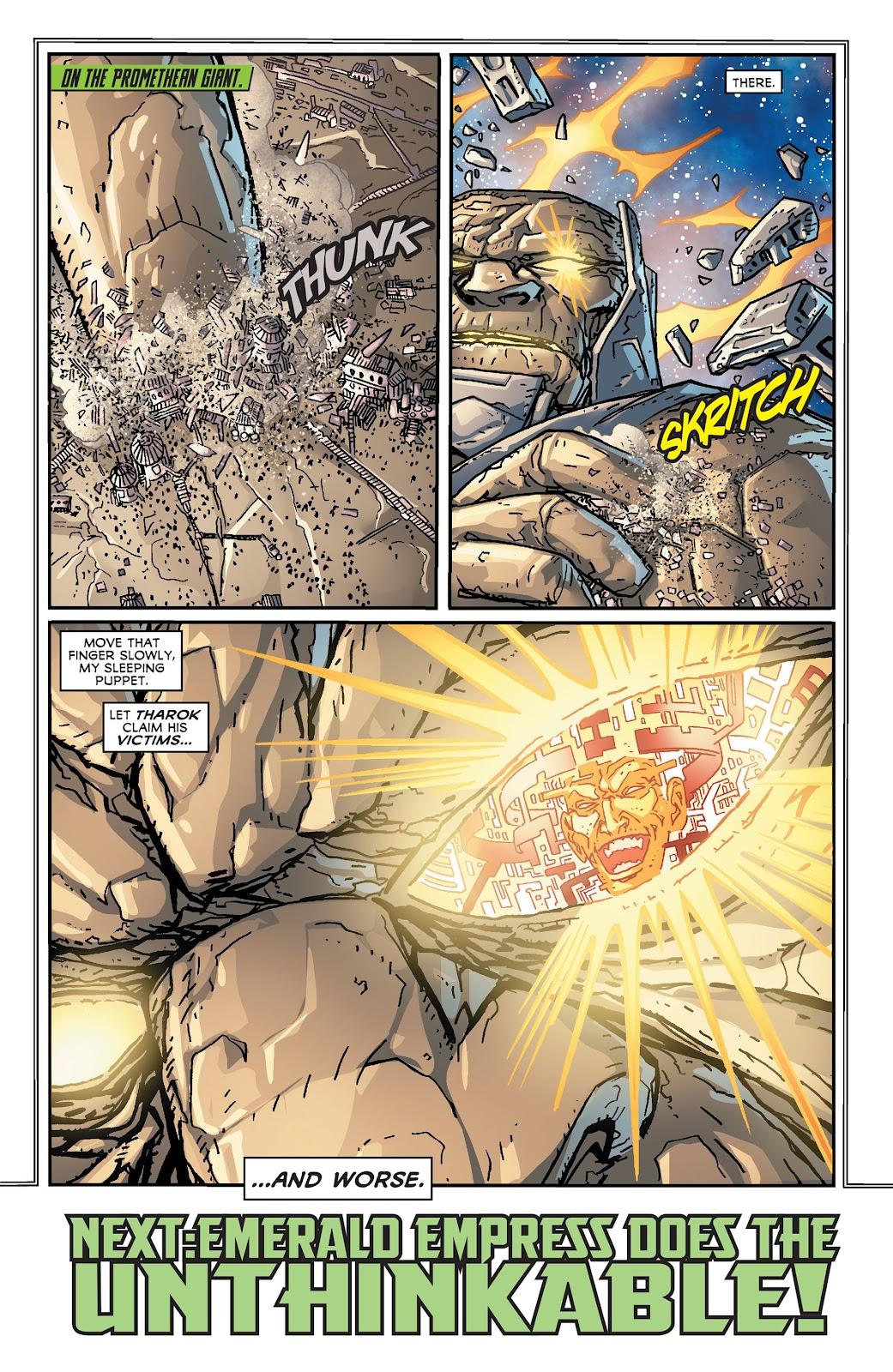 Legion of Super-Heroes (2011) Issue #18 #19 - English 21