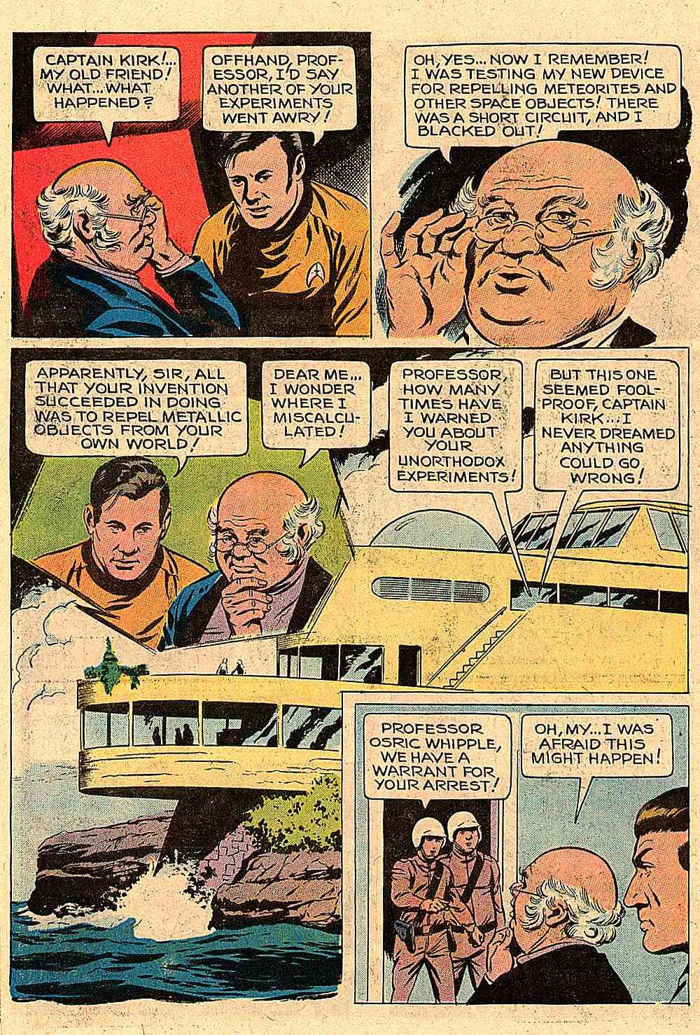 Star Trek (1967) issue 51 - Page 8