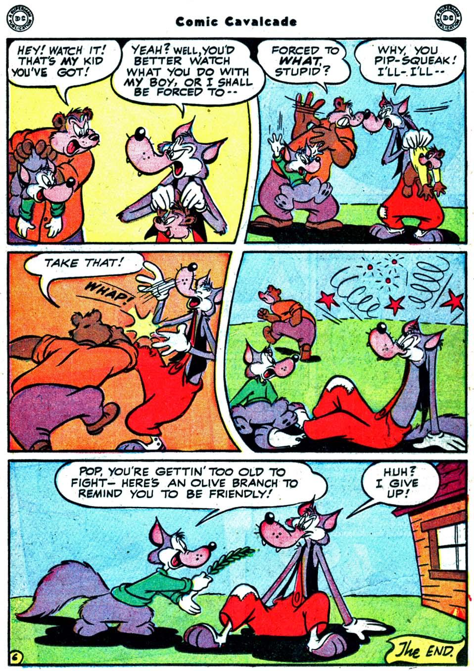 Comic Cavalcade issue 32 - Page 61