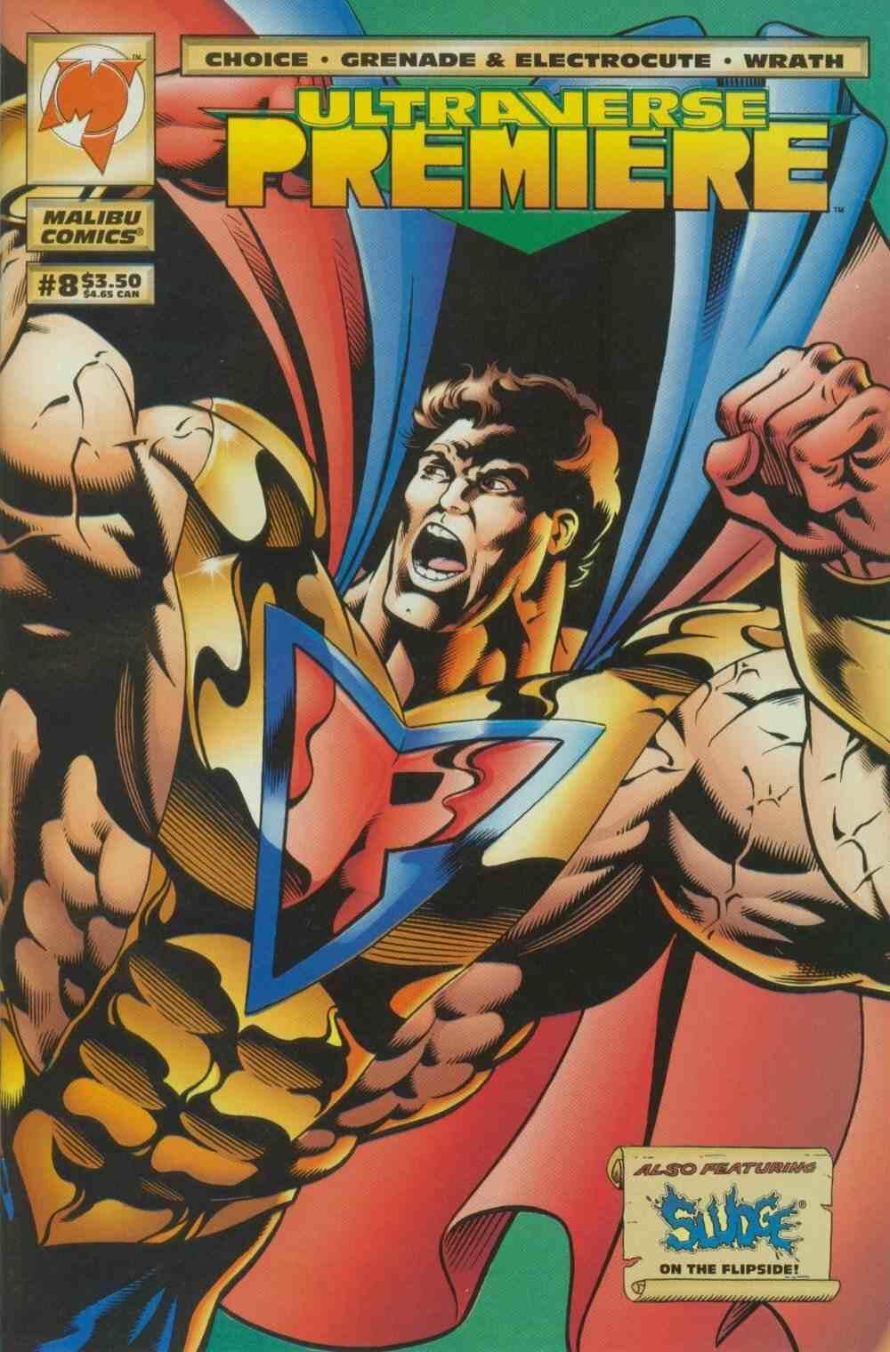 Read online Ultraverse Premiere comic -  Issue #8 - 1