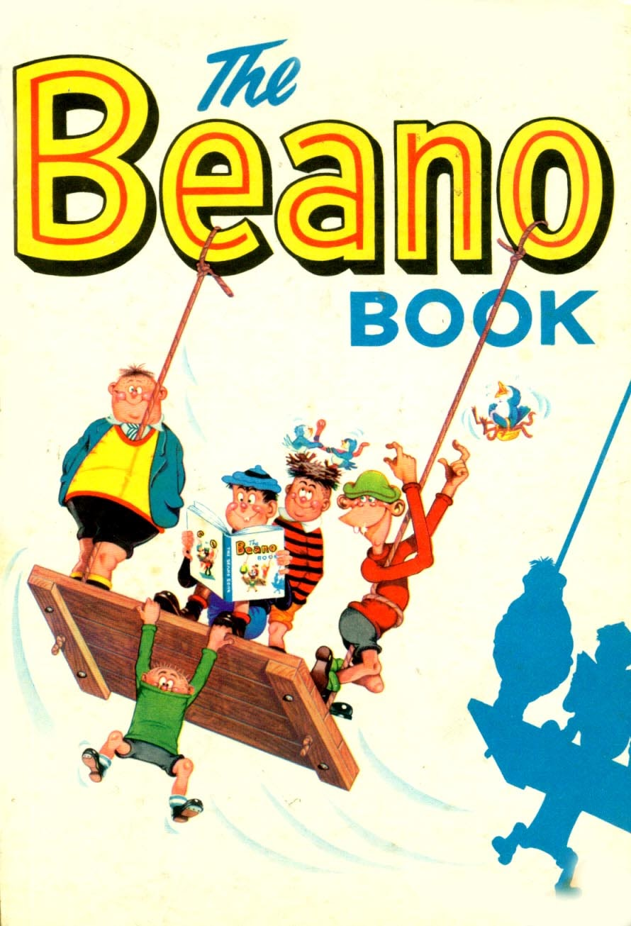 The Beano Book (Annual) 1963 Page 1