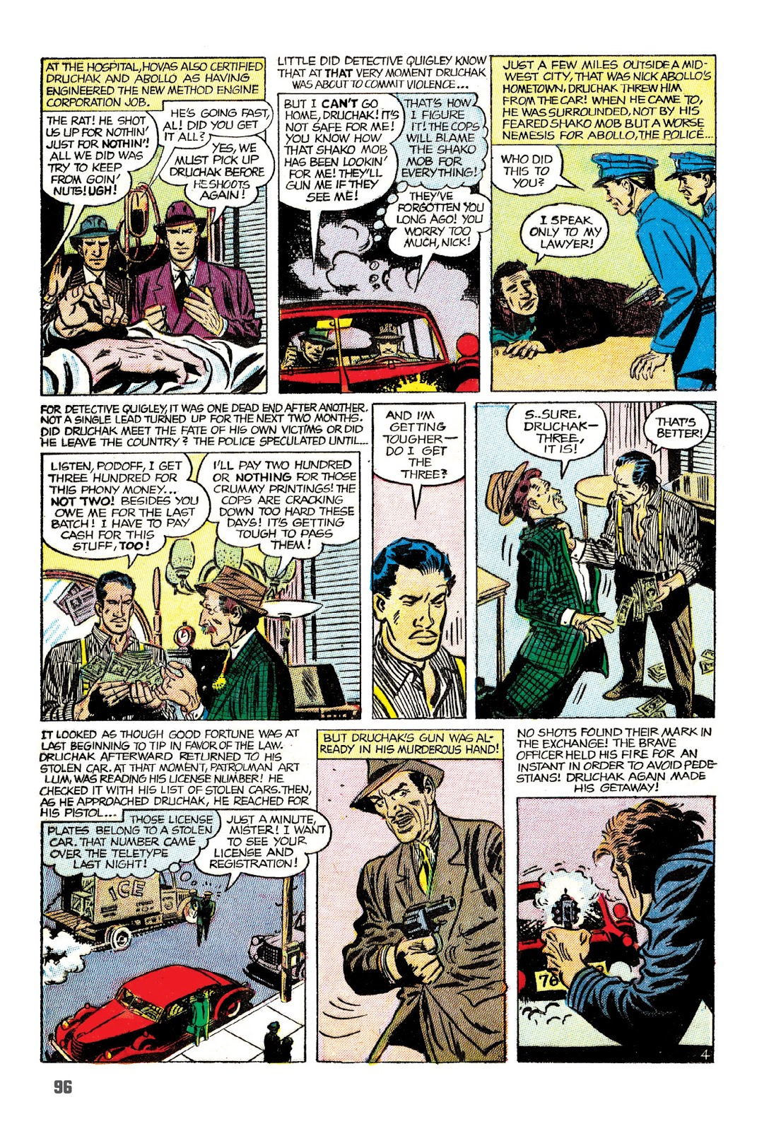 Read online The Joe Kubert Archives comic -  Issue # TPB (Part 2) - 7