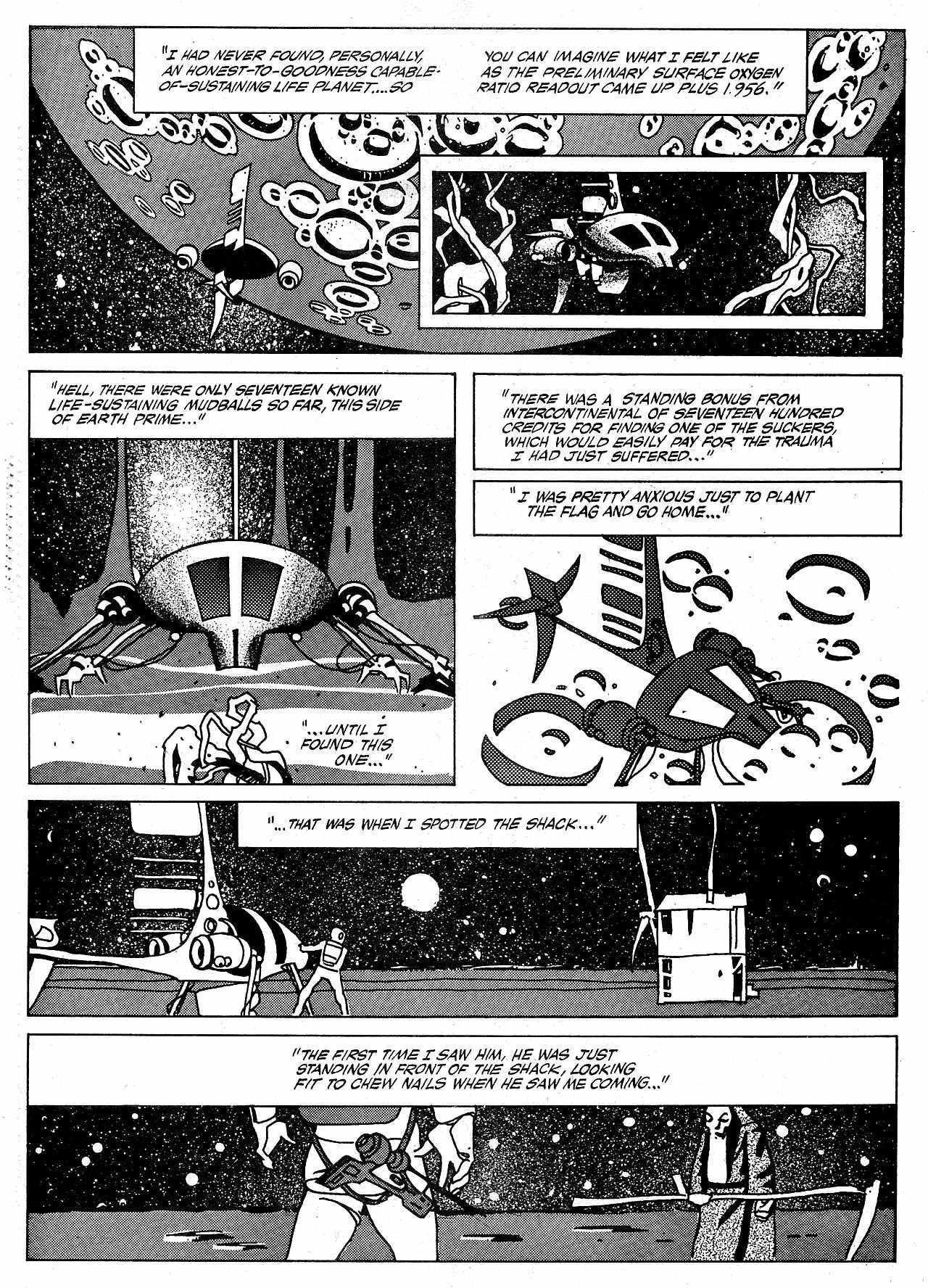 Read online Star*Reach comic -  Issue #7 - 5