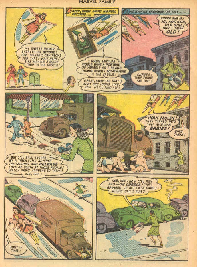 The Marvel Family issue 69 - Page 33