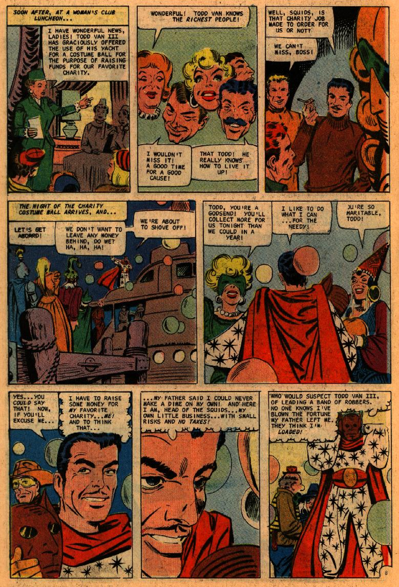 Blue Beetle (1967) issue 1 - Page 12