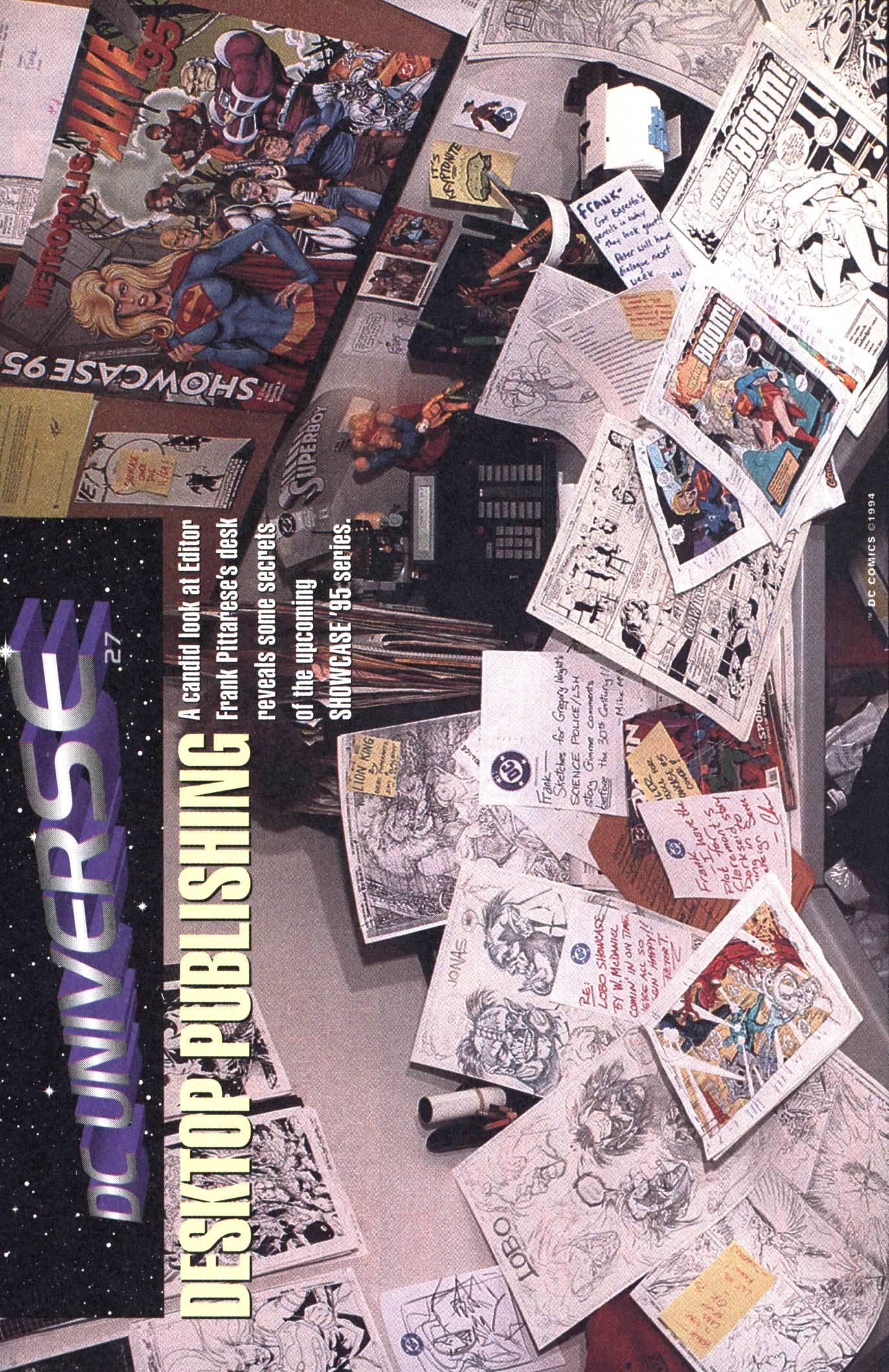 Read online Gunfire comic -  Issue #9 - 34
