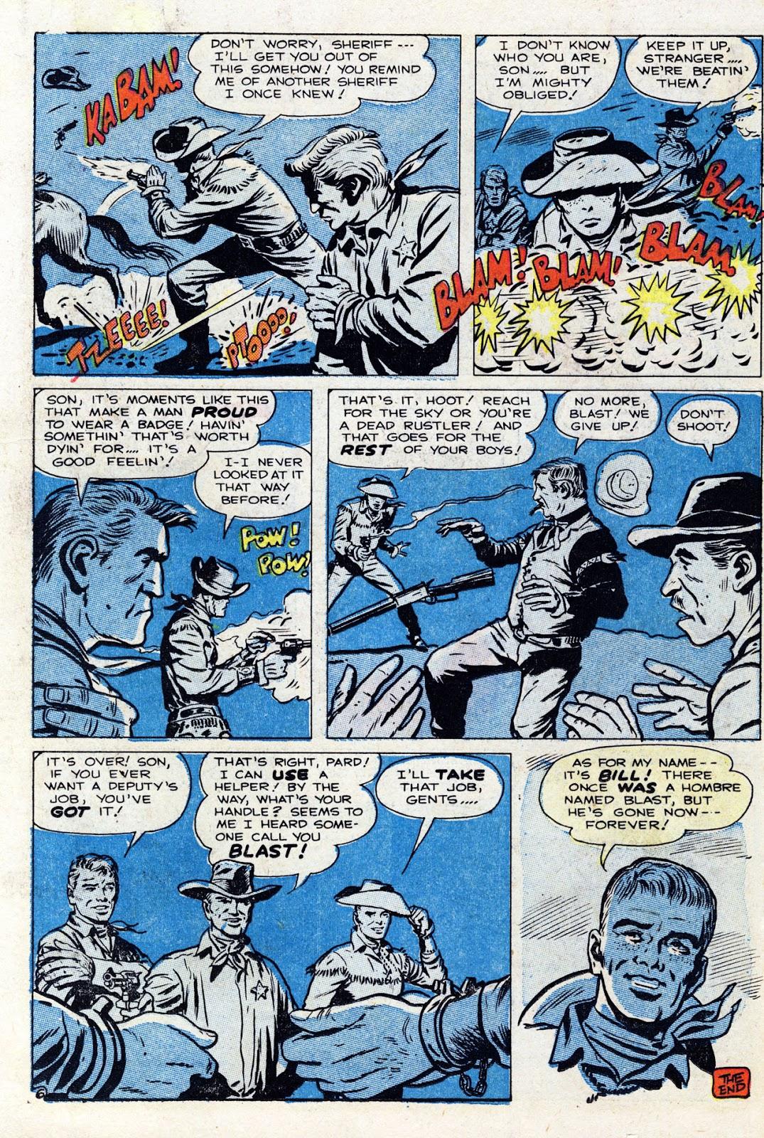 Gunsmoke Western issue 76 - Page 18