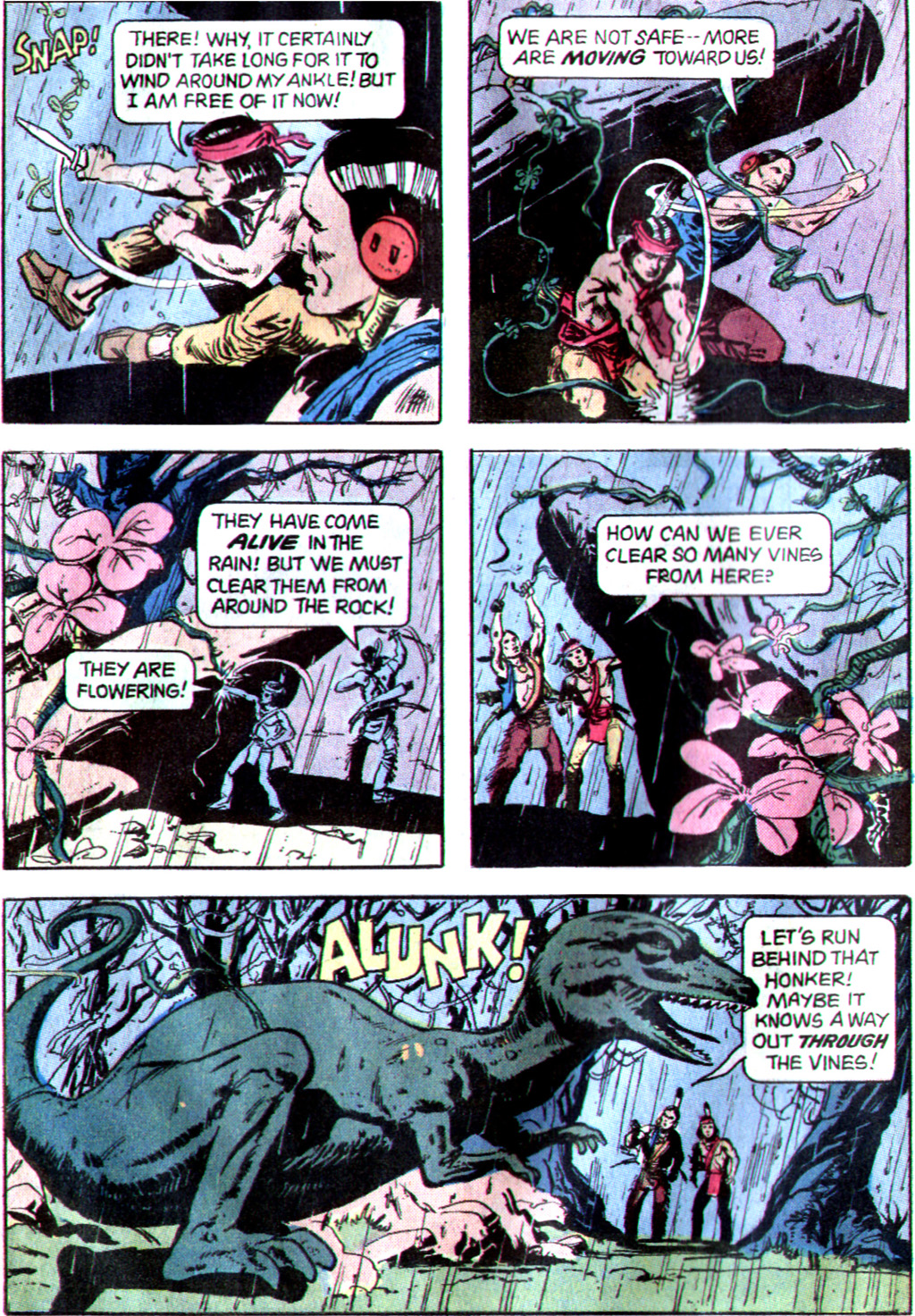 Read online Turok, Son of Stone comic -  Issue #122 - 10
