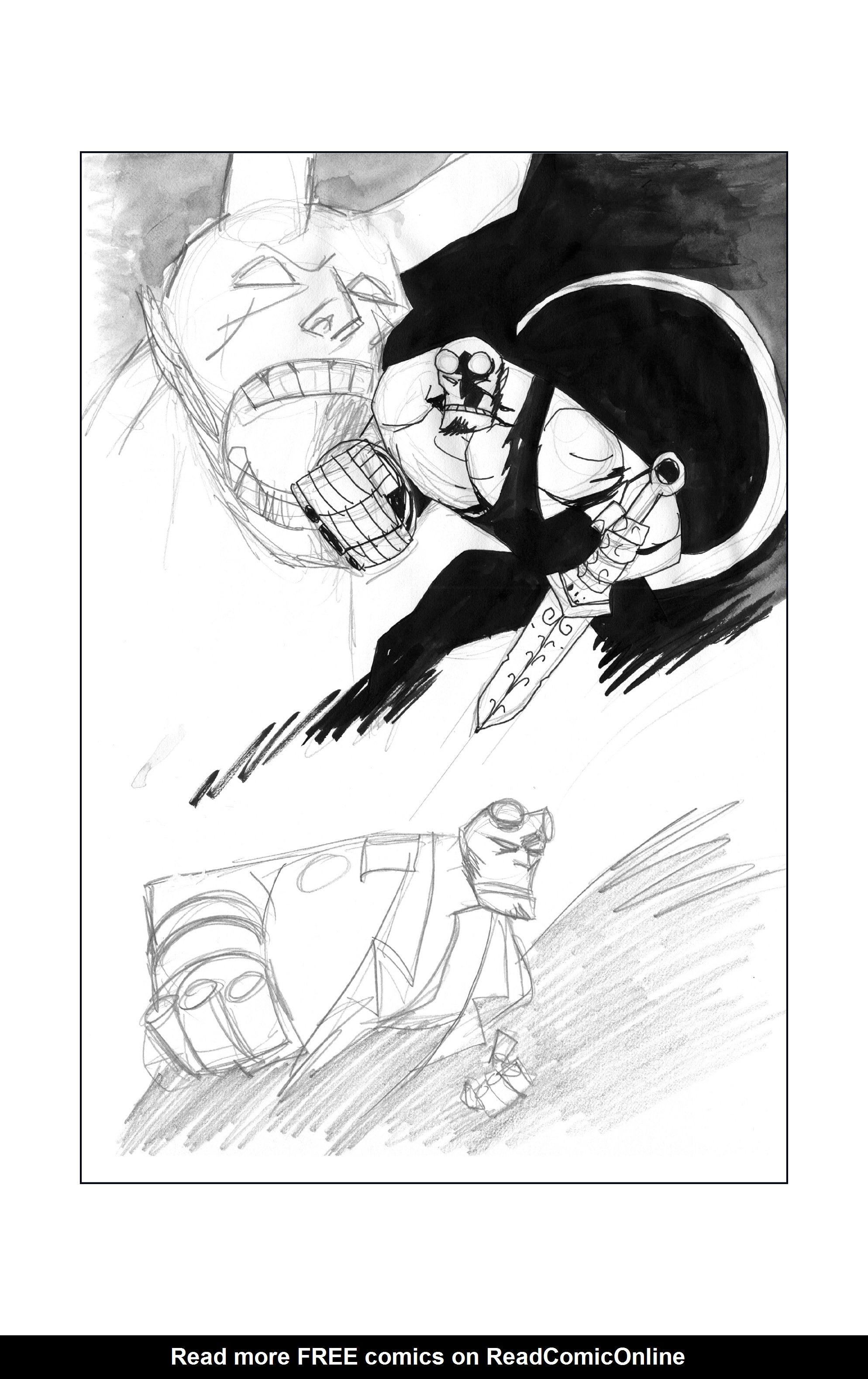 Read online B.P.R.D. (2003) comic -  Issue # TPB 2 - 122