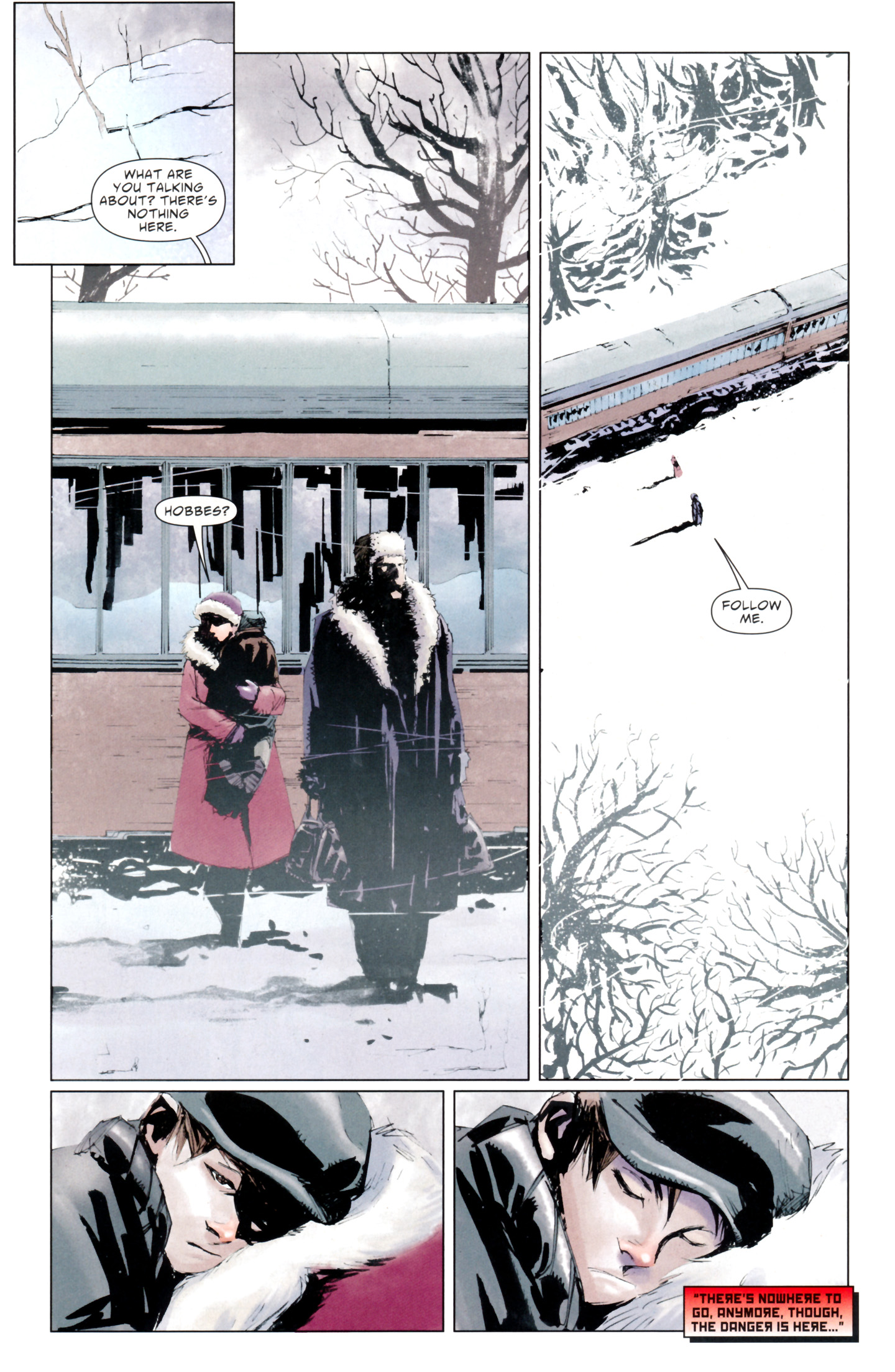 Read online American Vampire: Lord of Nightmares comic -  Issue #3 - 12