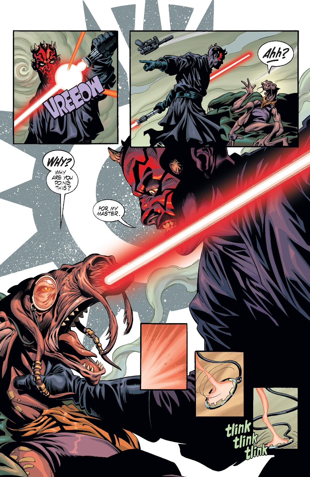 Read online Star Wars Legends: Rise of the Sith - Epic Collection comic -  Issue # TPB 2 (Part 2) - 80