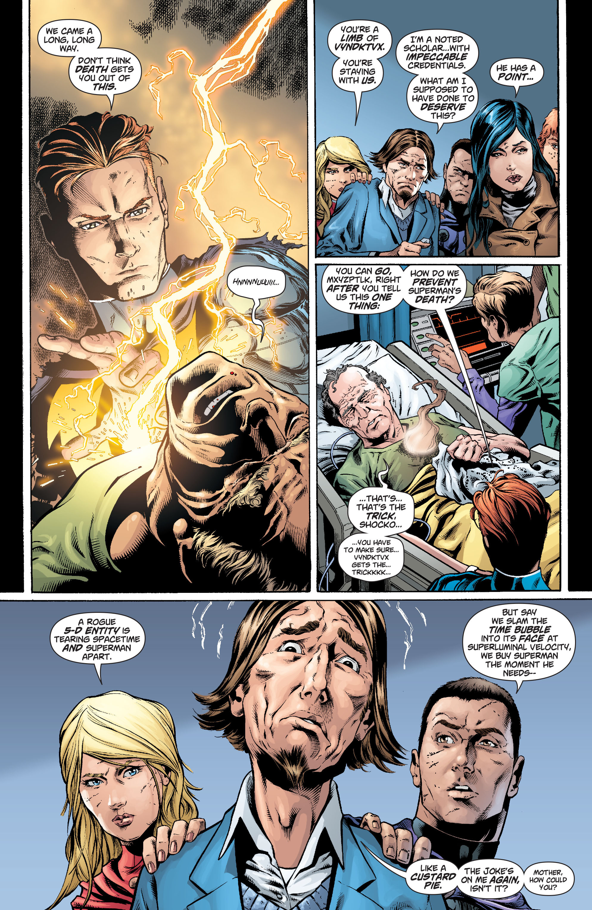 Read online Action Comics (2011) comic -  Issue #18 - 14