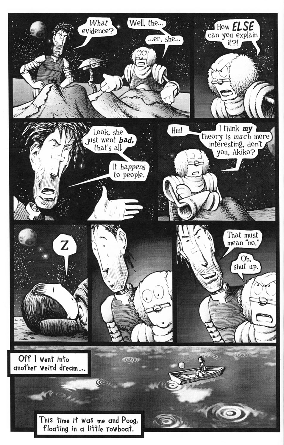Read online Akiko comic -  Issue #Akiko _TPB 2 - 59