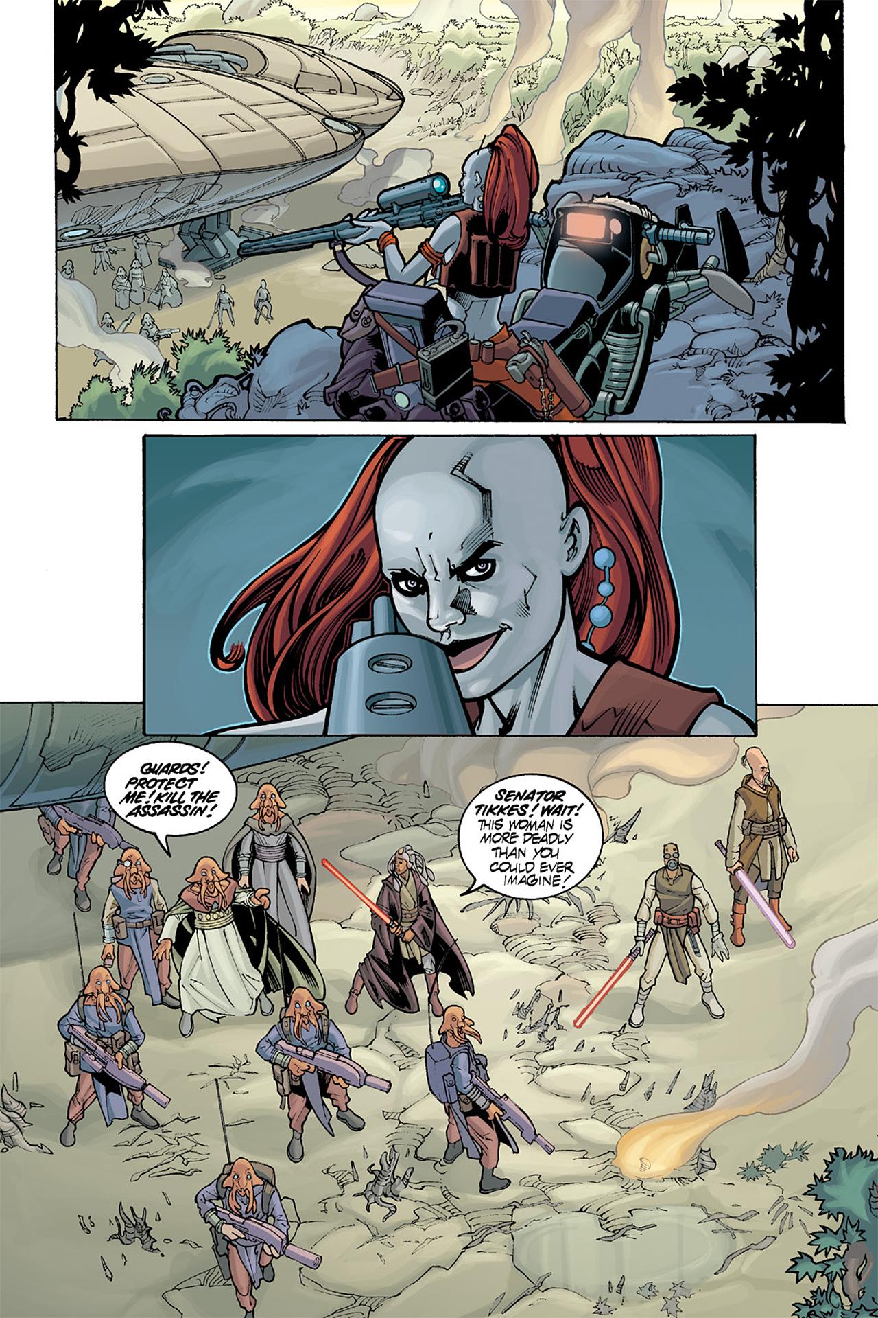 Read online Star Wars Omnibus comic -  Issue # Vol. 10 - 102